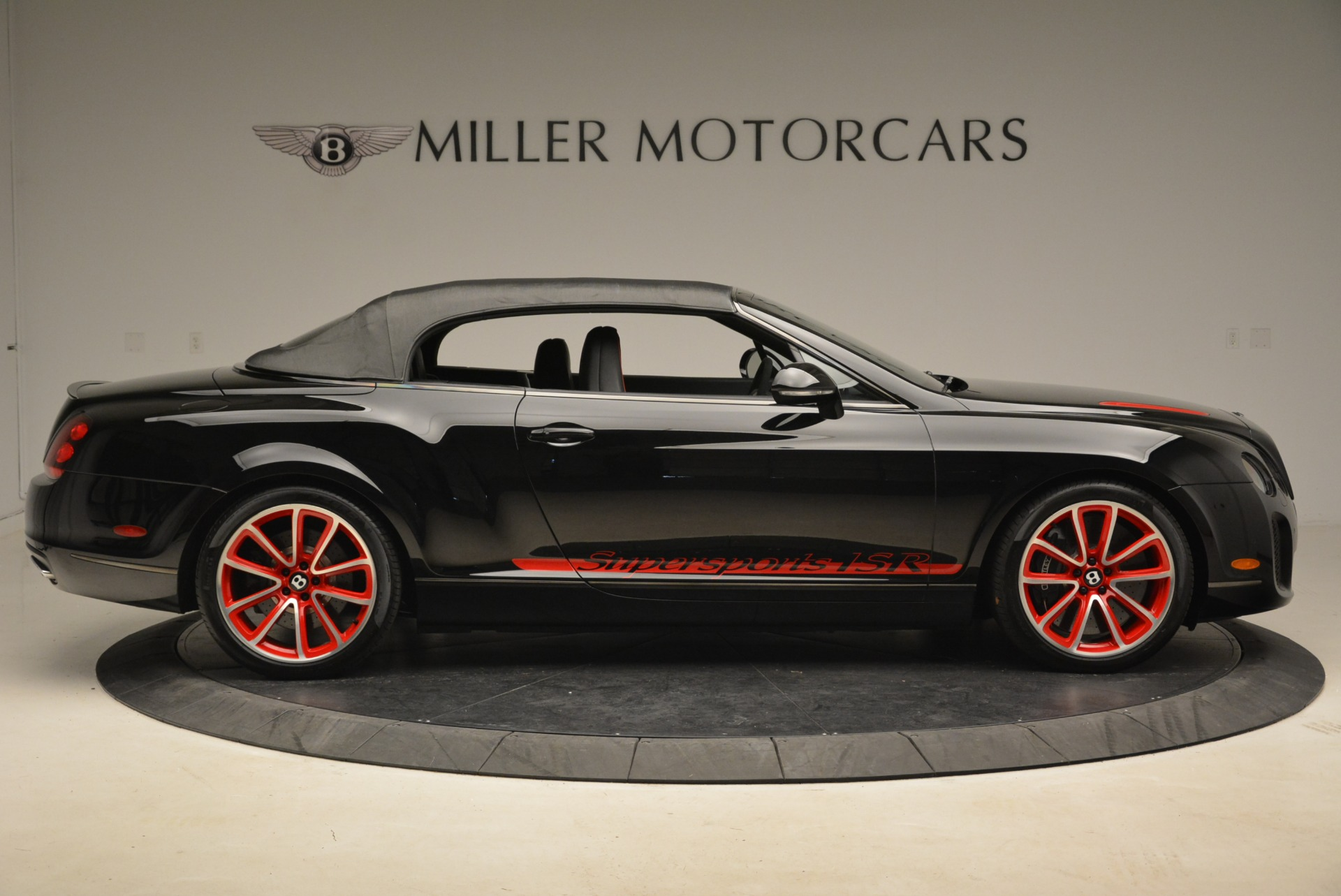 Used 2013 Bentley Continental GT Supersports Convertible ISR For Sale In Greenwich, CT 2151_p22