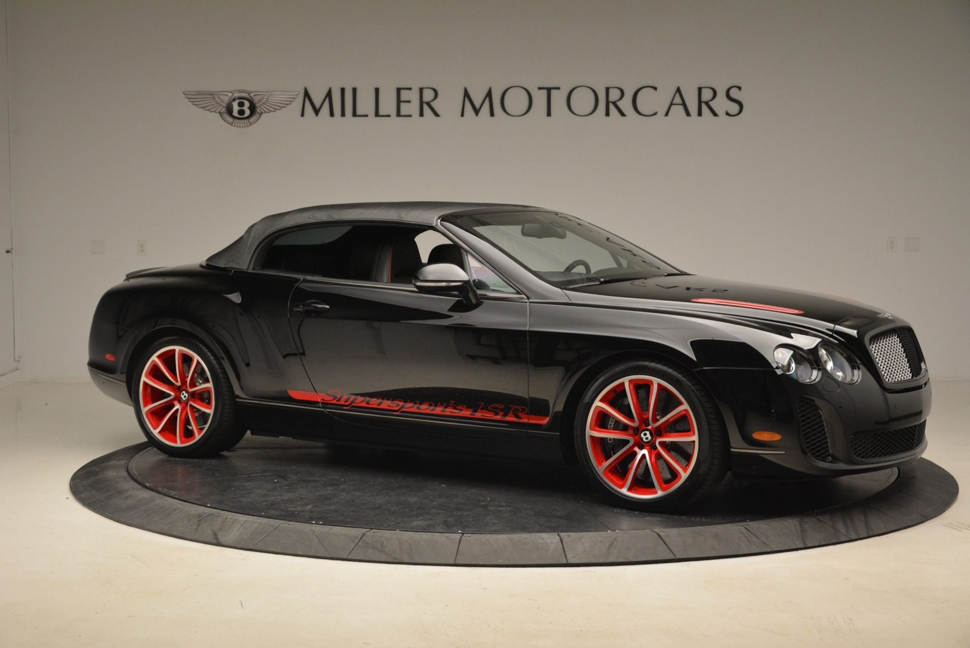 Used 2013 Bentley Continental GT Supersports Convertible ISR For Sale In Greenwich, CT 2151_p23