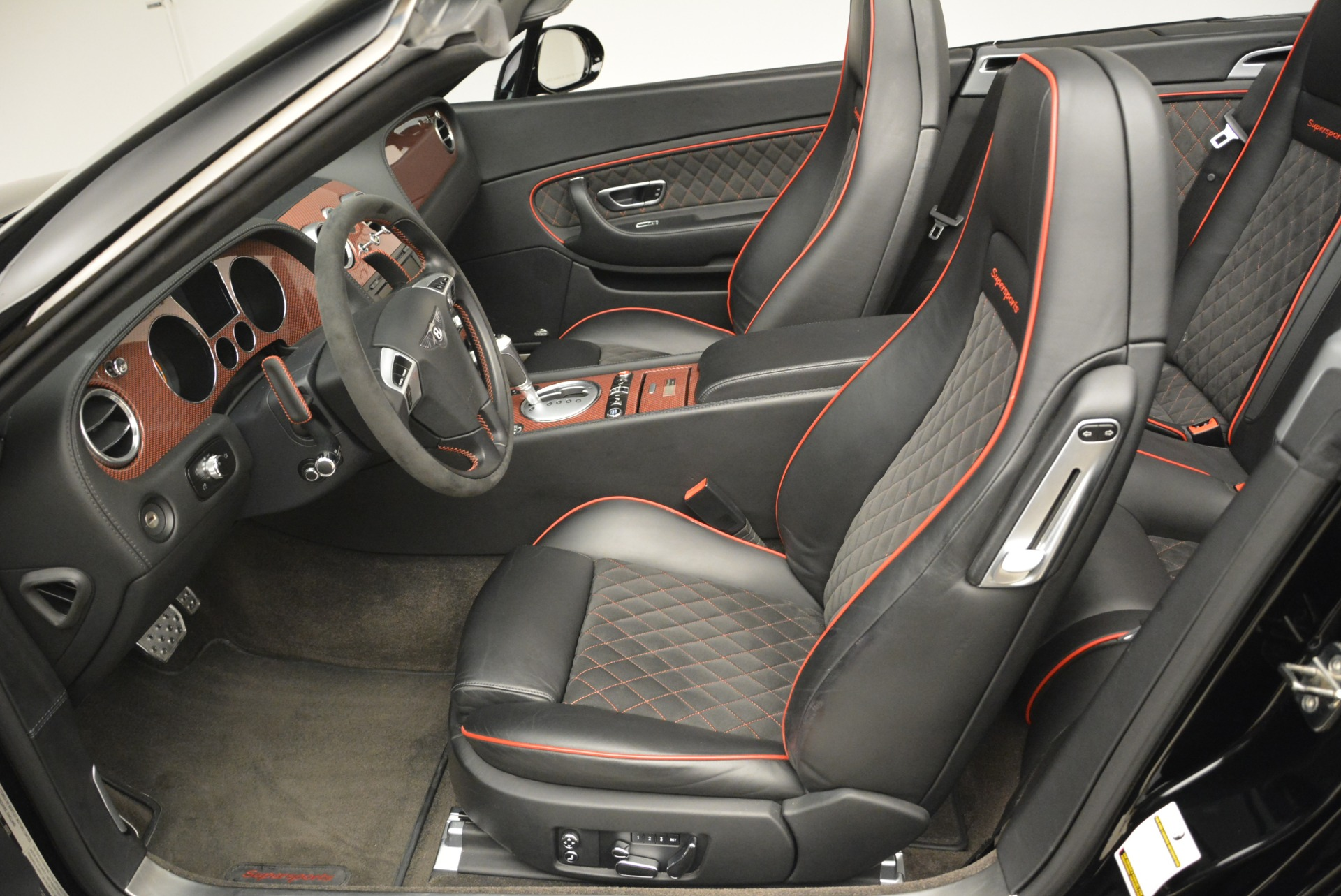 Used 2013 Bentley Continental GT Supersports Convertible ISR For Sale In Greenwich, CT 2151_p32