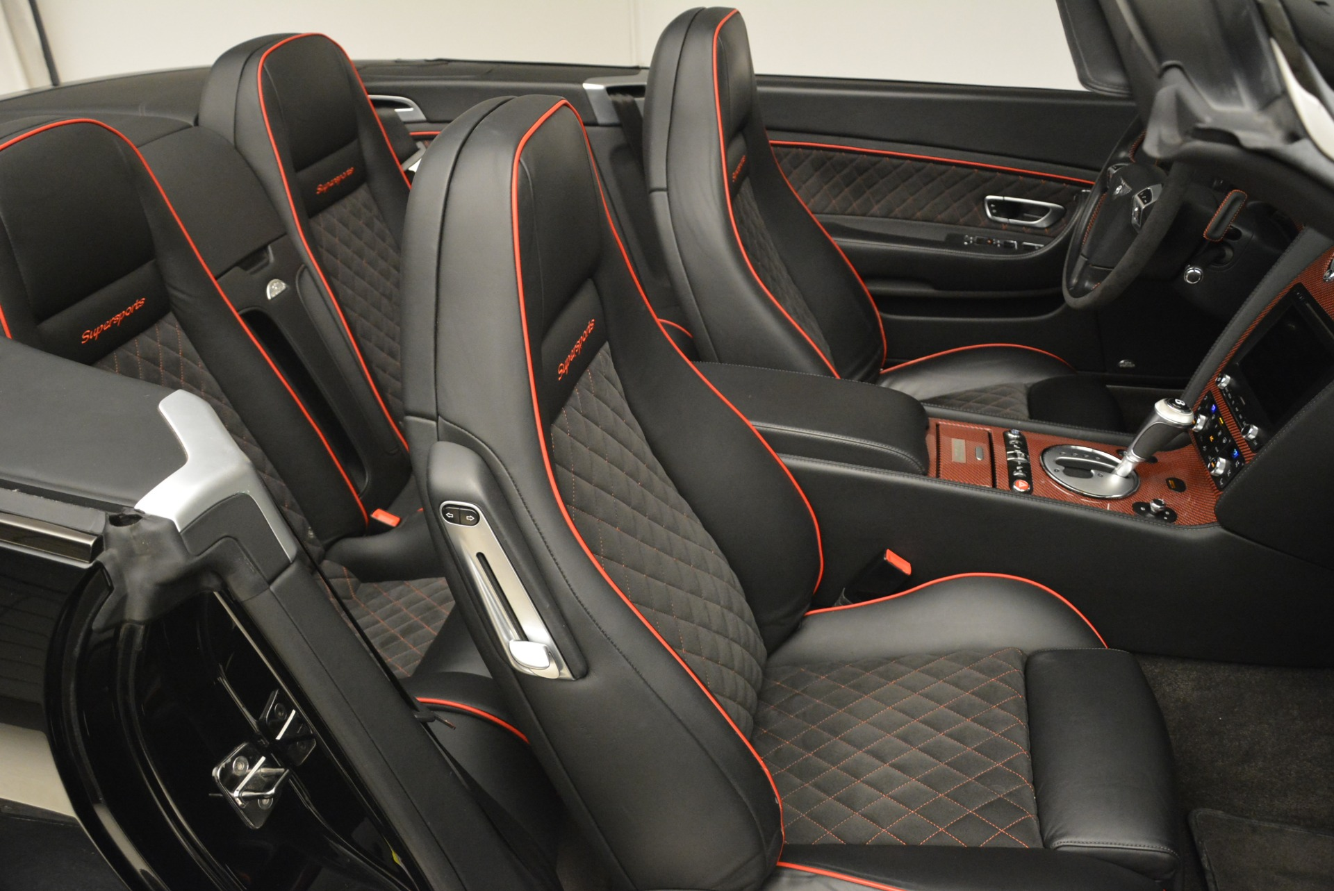 Used 2013 Bentley Continental GT Supersports Convertible ISR For Sale In Greenwich, CT 2151_p48