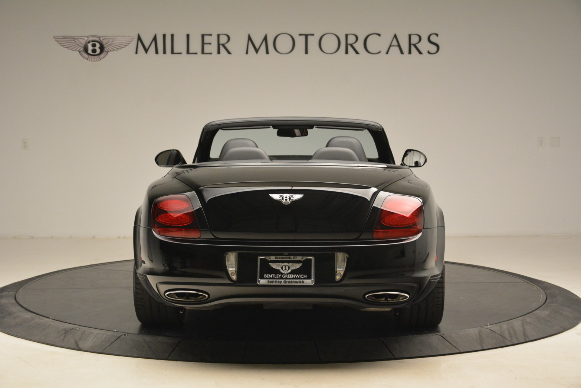 Used 2013 Bentley Continental GT Supersports Convertible ISR For Sale In Greenwich, CT 2151_p6
