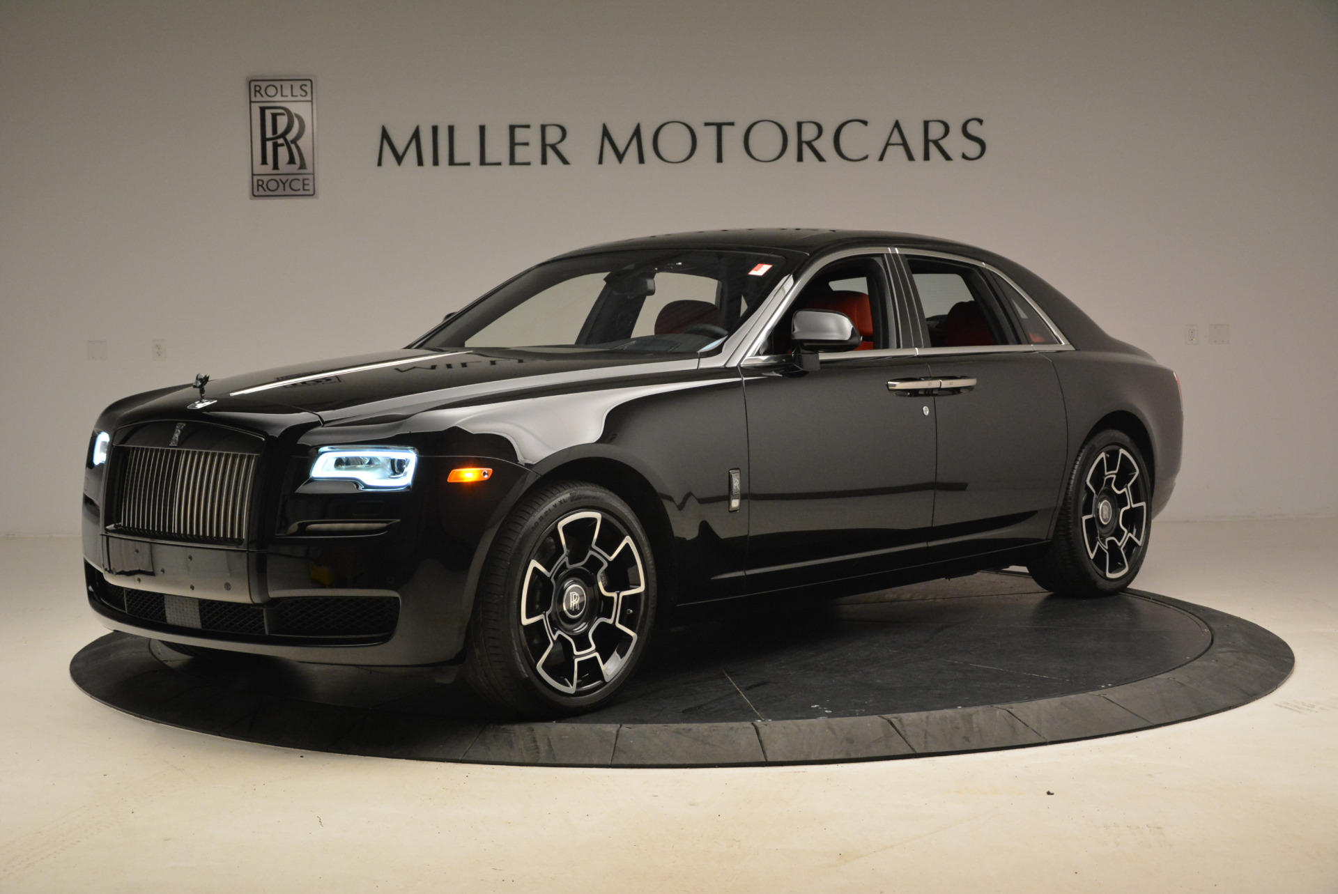 Used 2017 Rolls-Royce Ghost Black Badge For Sale In Greenwich, CT
