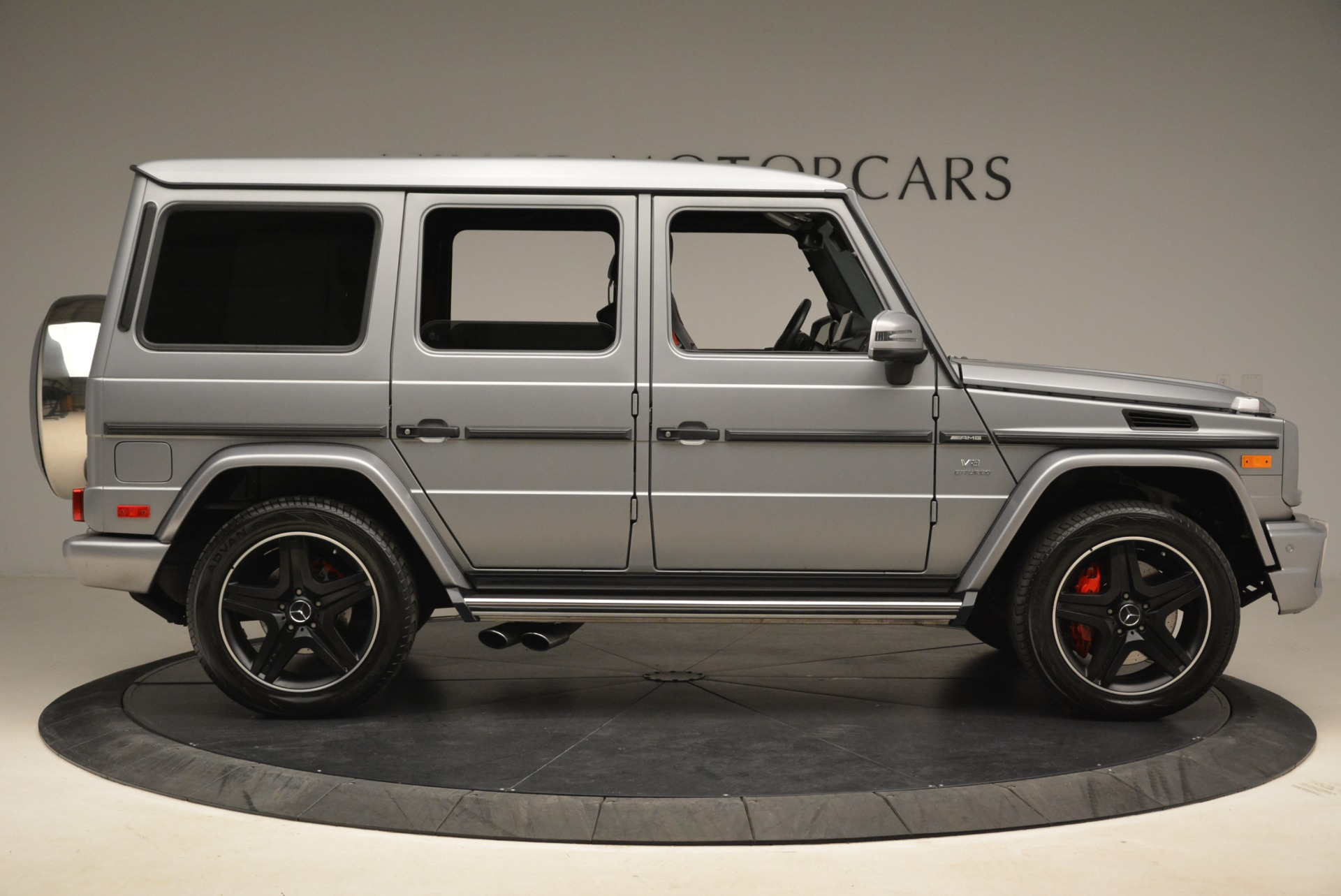 Used 2017 Mercedes-Benz G-Class AMG G 63 For Sale In Greenwich, CT 2156_p9