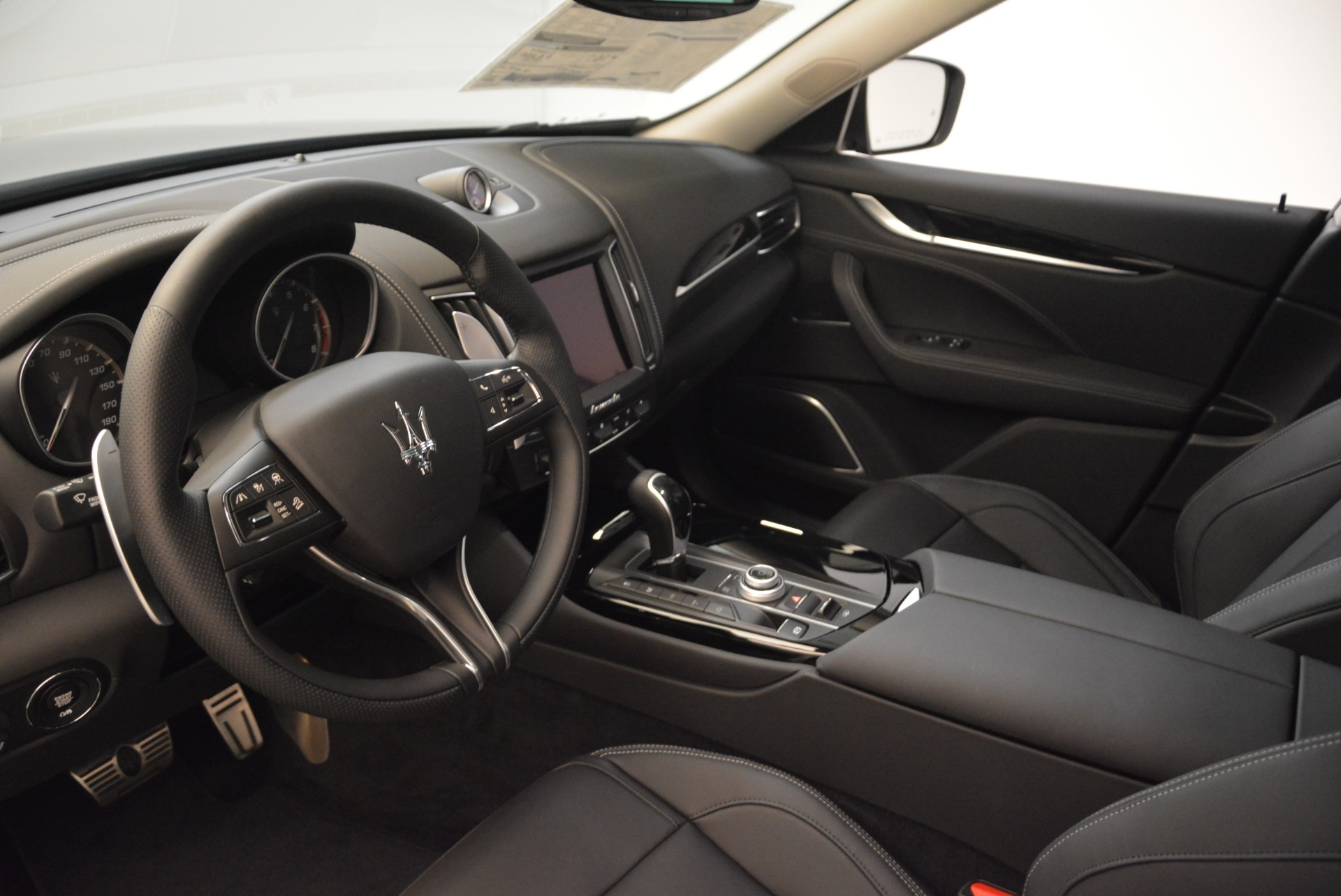 New 2018 Maserati Levante S Q4 GranSport For Sale In Greenwich, CT 2157_p12