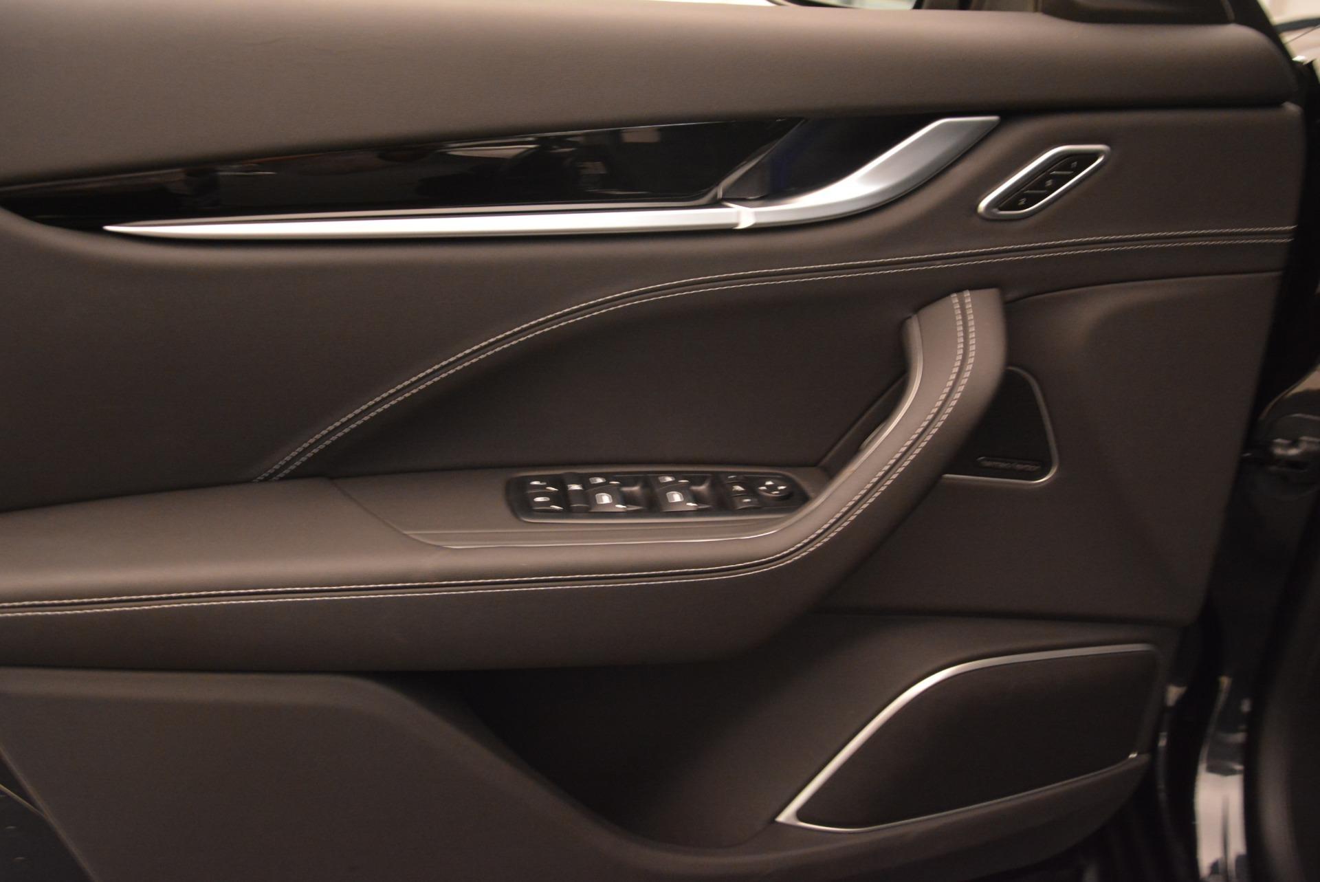 New 2018 Maserati Levante S Q4 GranSport For Sale In Greenwich, CT 2157_p15