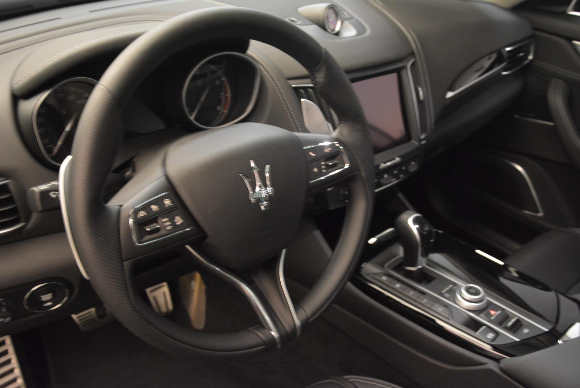 New 2018 Maserati Levante S Q4 GranSport For Sale In Greenwich, CT 2157_p16