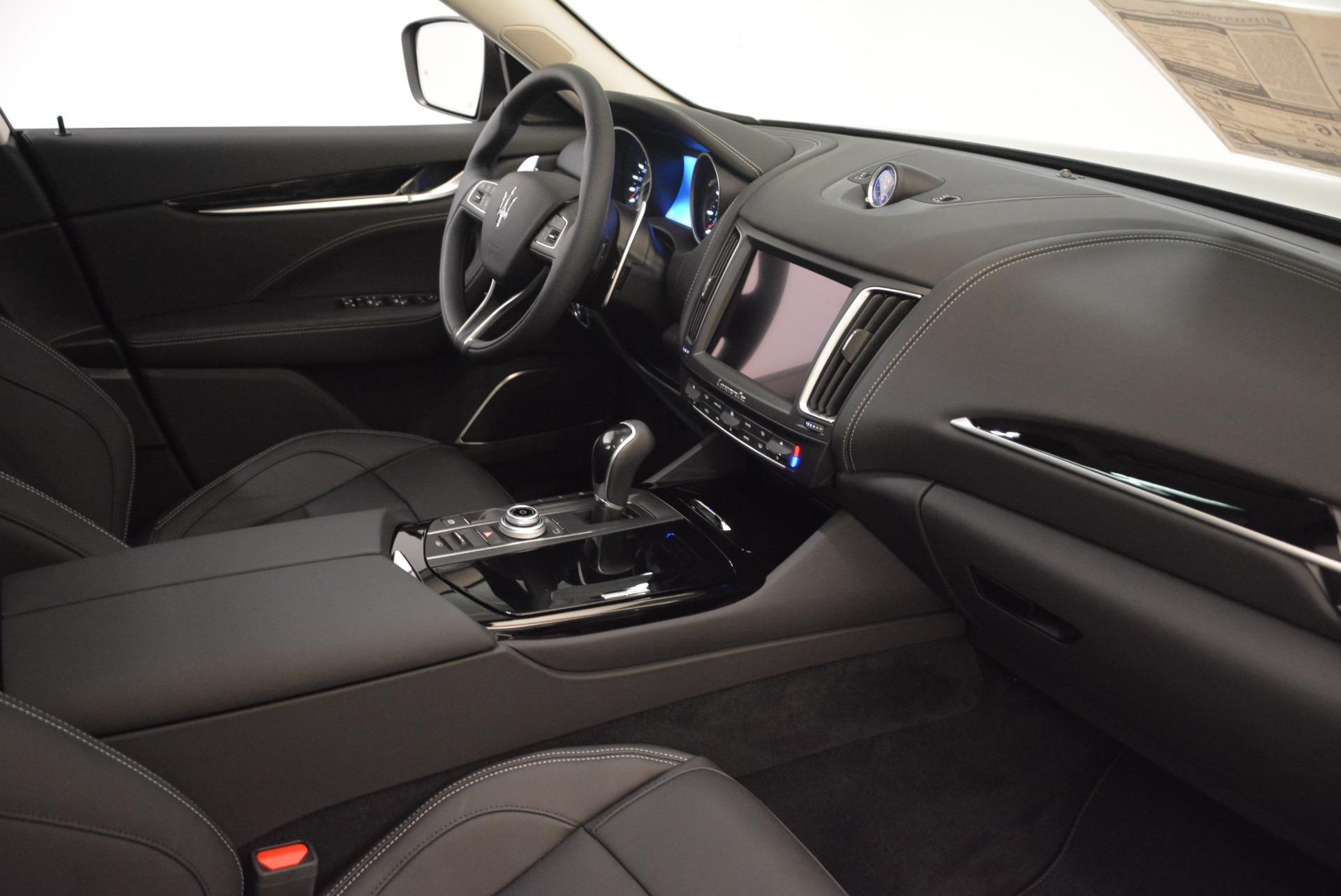 New 2018 Maserati Levante S Q4 GranSport For Sale In Greenwich, CT 2157_p20