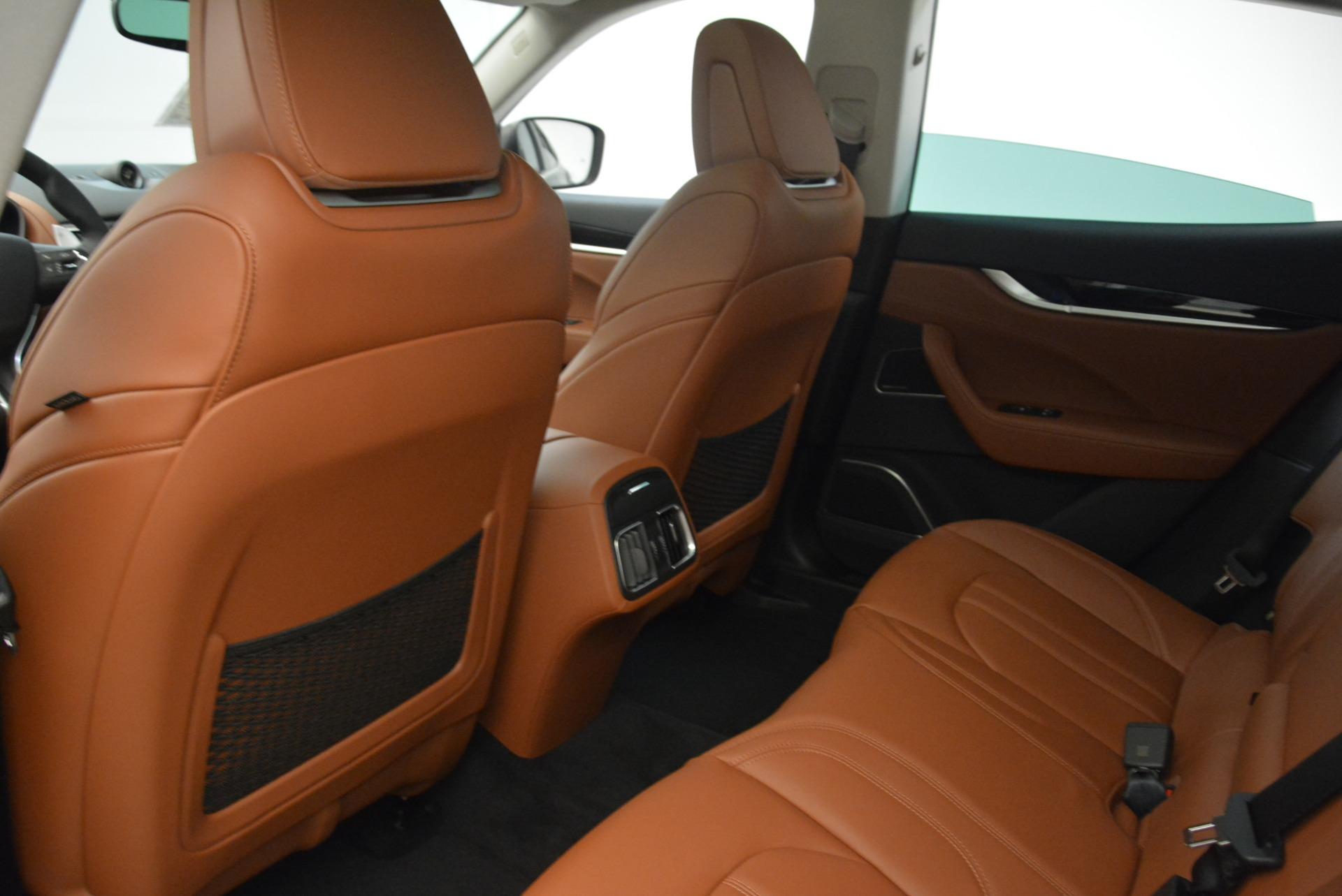 New 2018 Maserati Levante S Q4 GranSport For Sale In Greenwich, CT 2158_p16