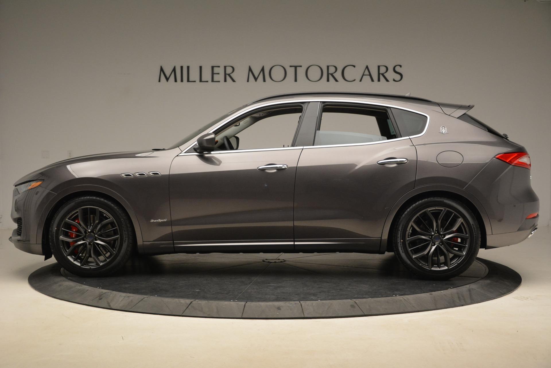 New 2018 Maserati Levante S Q4 GranSport For Sale In Greenwich, CT 2158_p2