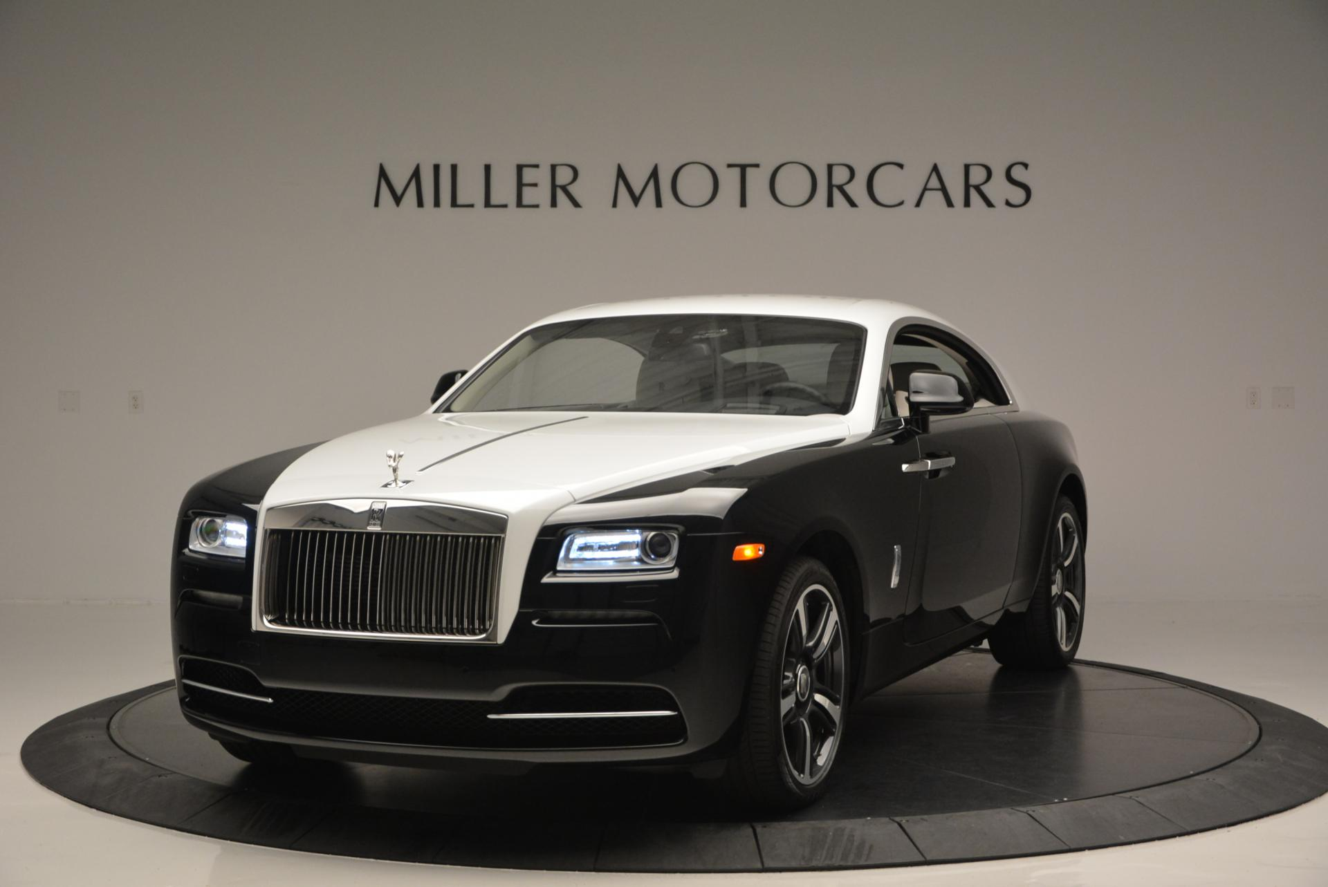 New 2016 Rolls-Royce Wraith  For Sale In Greenwich, CT 216_main
