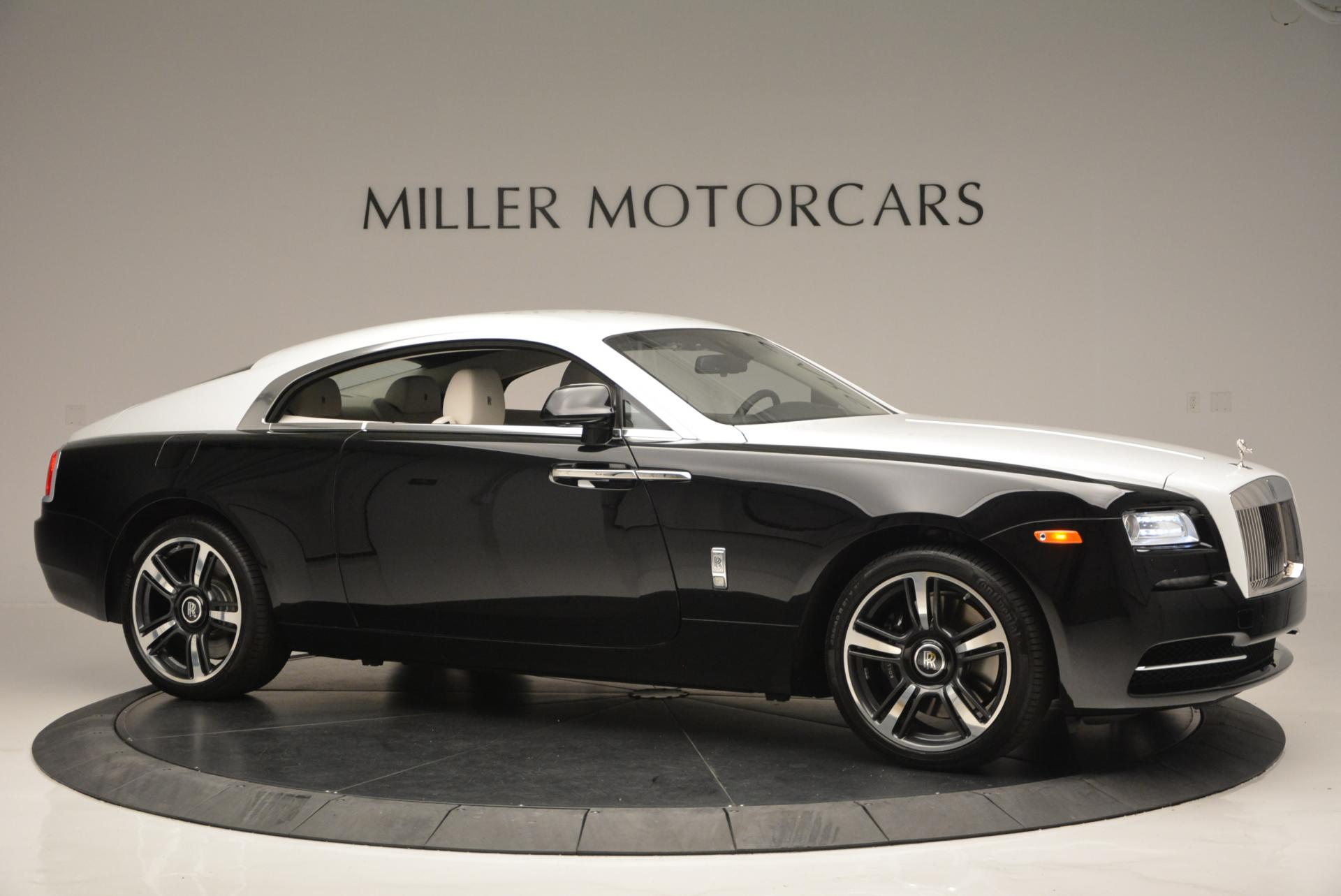 New 2016 Rolls-Royce Wraith  For Sale In Greenwich, CT 216_p10
