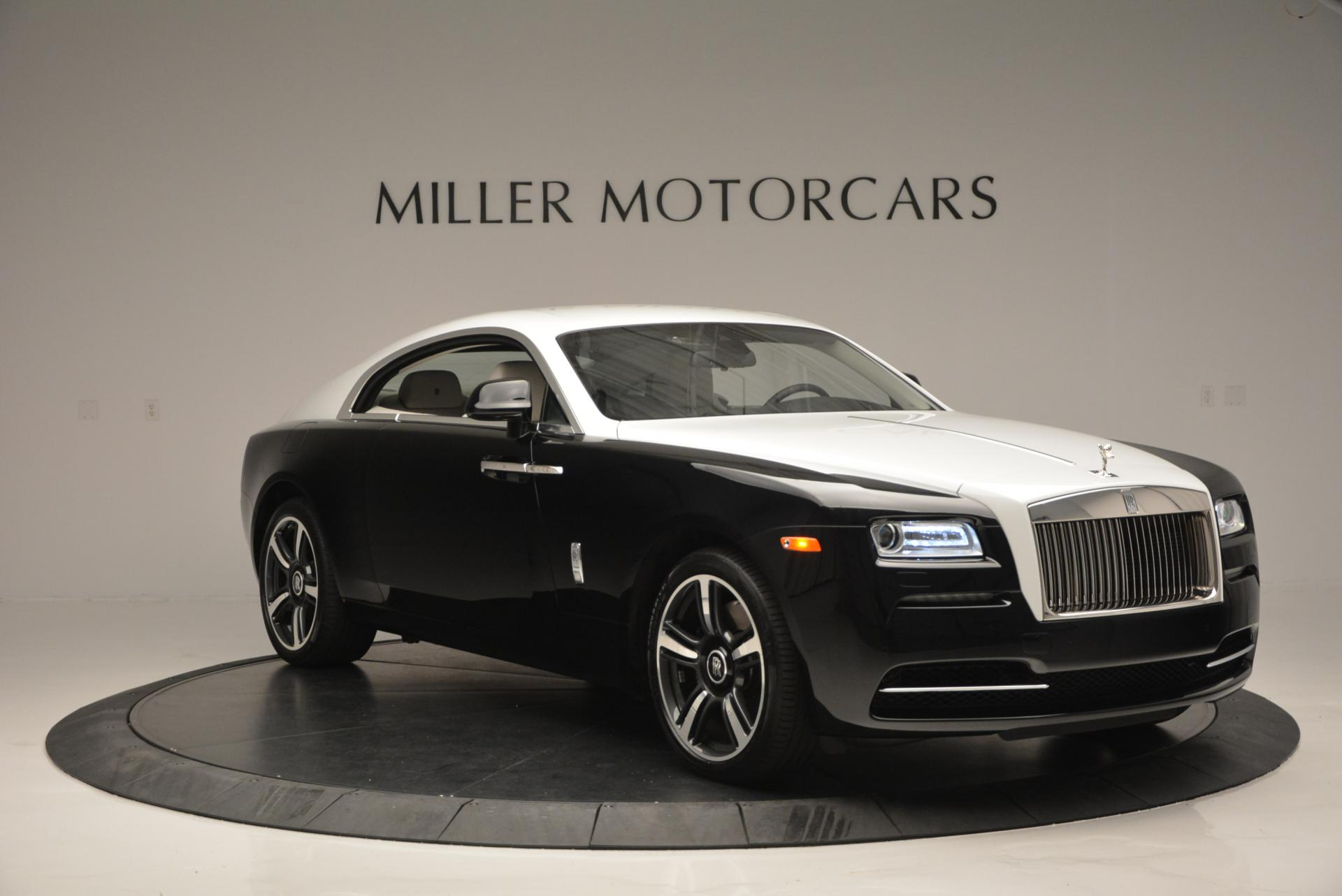 New 2016 Rolls-Royce Wraith  For Sale In Greenwich, CT 216_p11