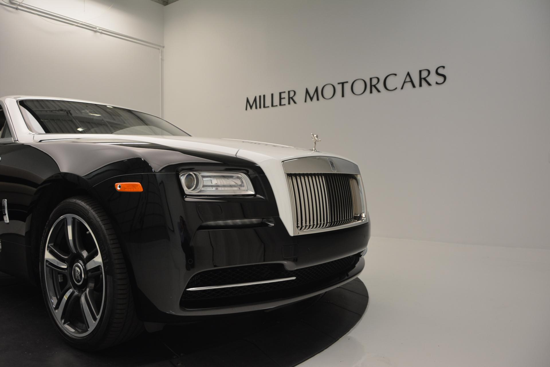 New 2016 Rolls-Royce Wraith  For Sale In Greenwich, CT 216_p13
