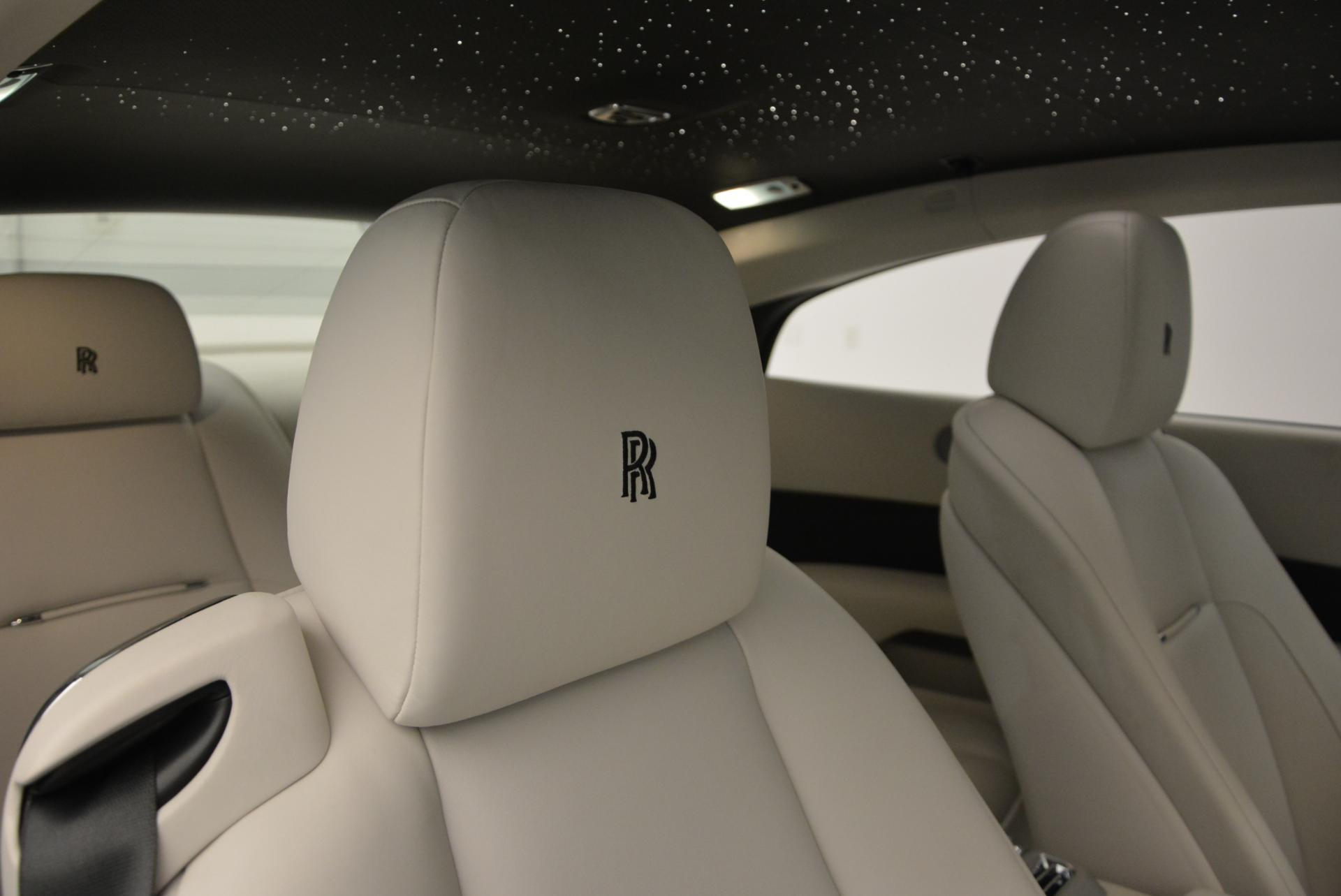 New 2016 Rolls-Royce Wraith  For Sale In Greenwich, CT 216_p18