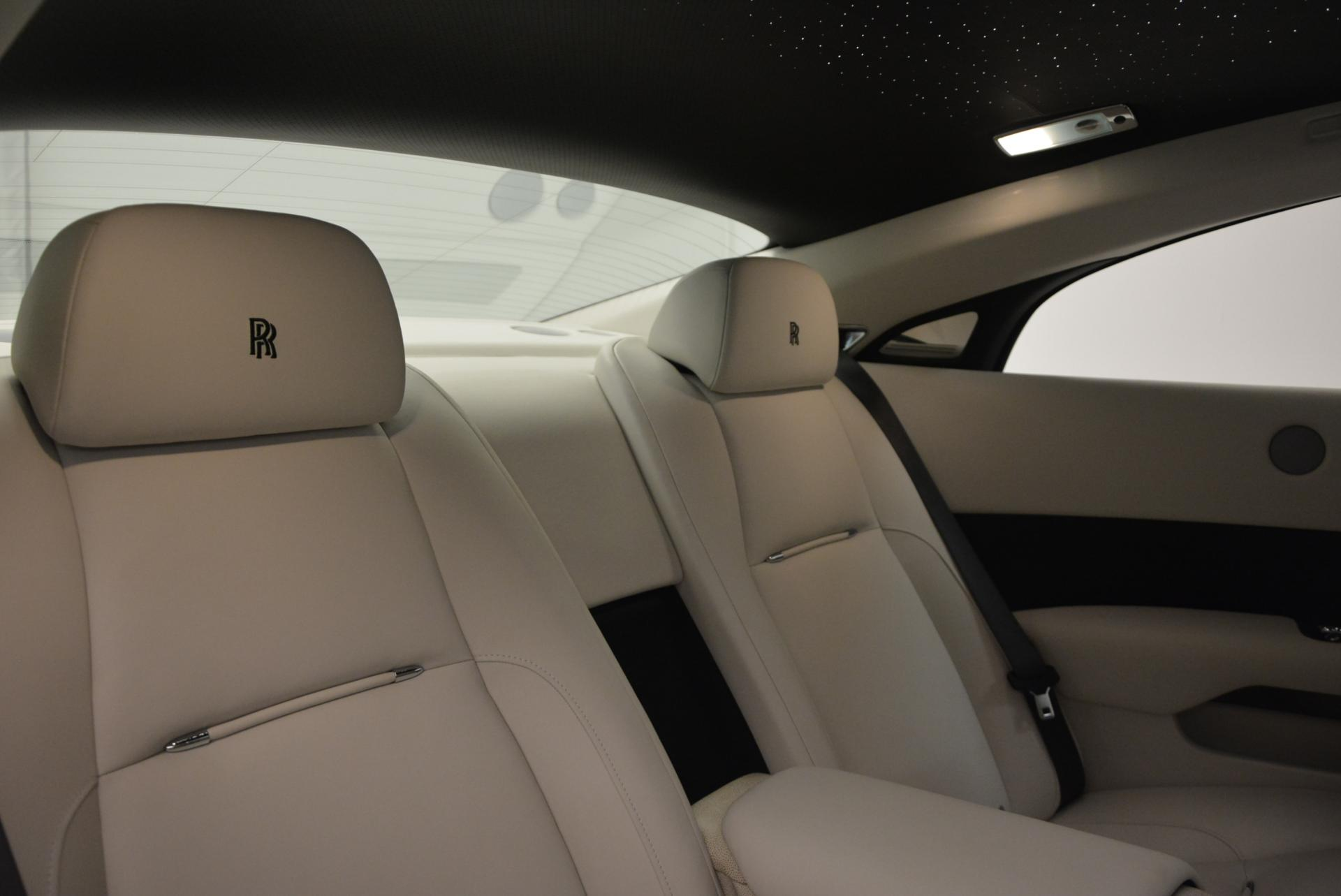 New 2016 Rolls-Royce Wraith  For Sale In Greenwich, CT 216_p19