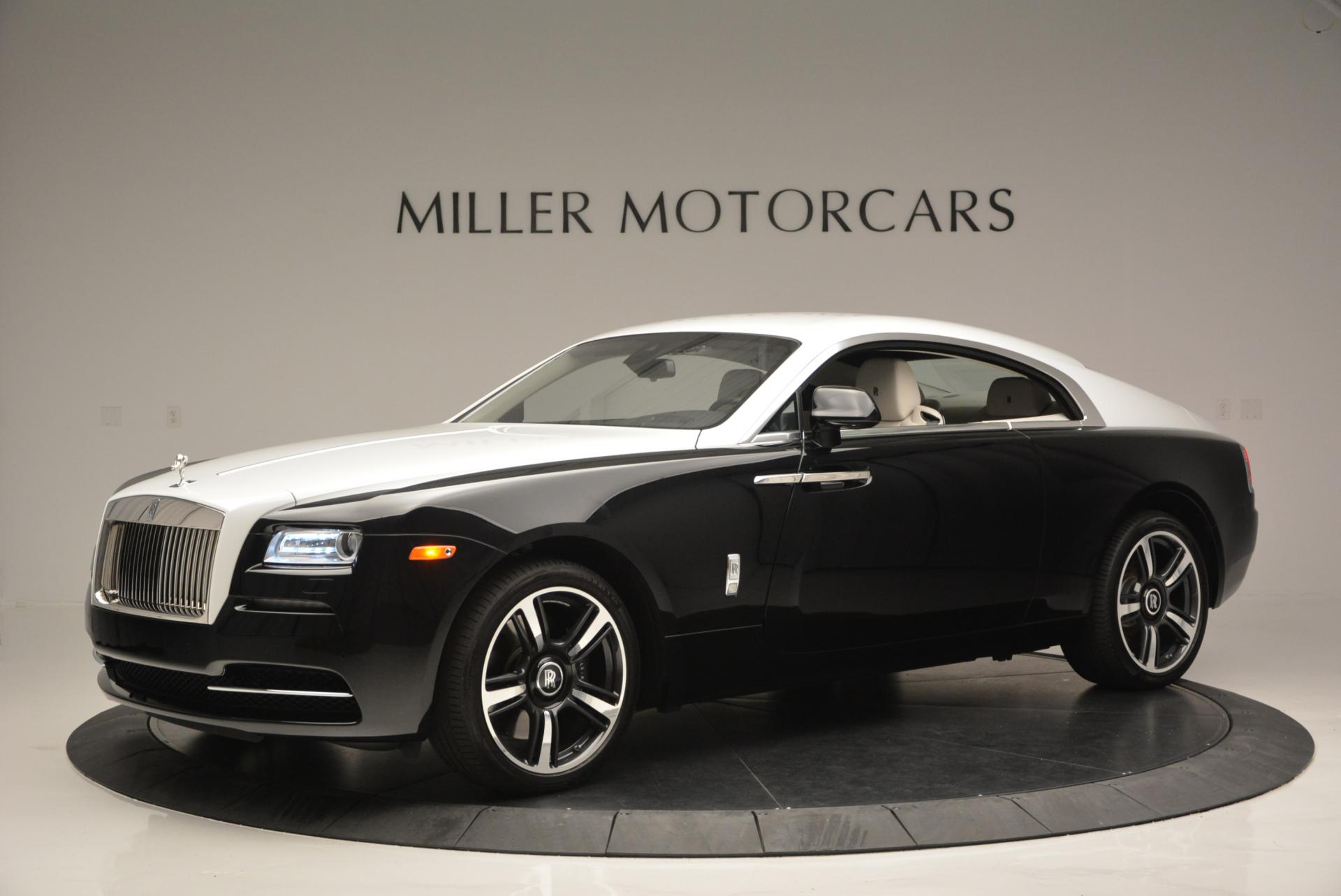 New 2016 Rolls-Royce Wraith  For Sale In Greenwich, CT 216_p2