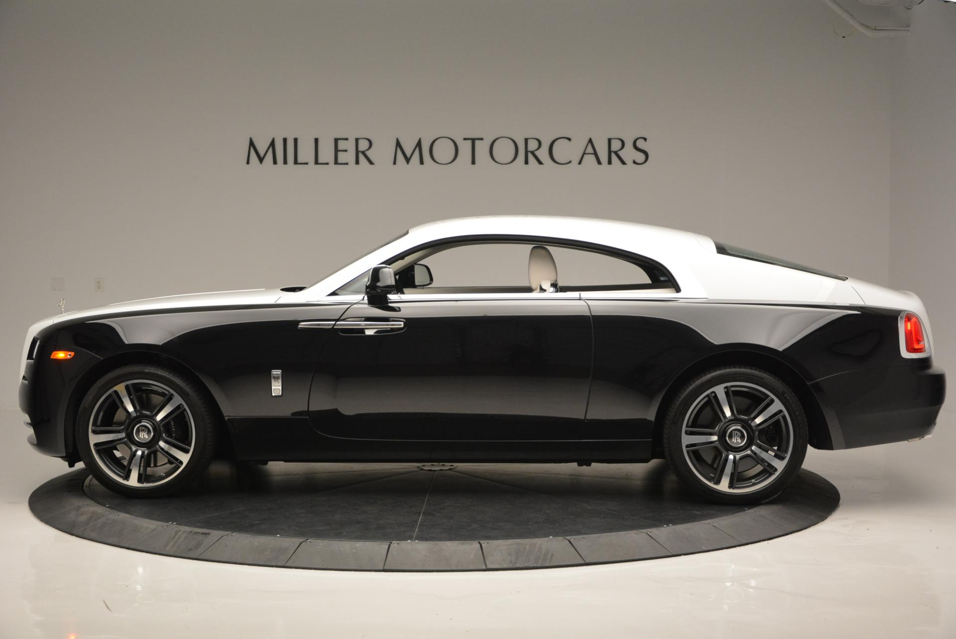 New 2016 Rolls-Royce Wraith  For Sale In Greenwich, CT 216_p3