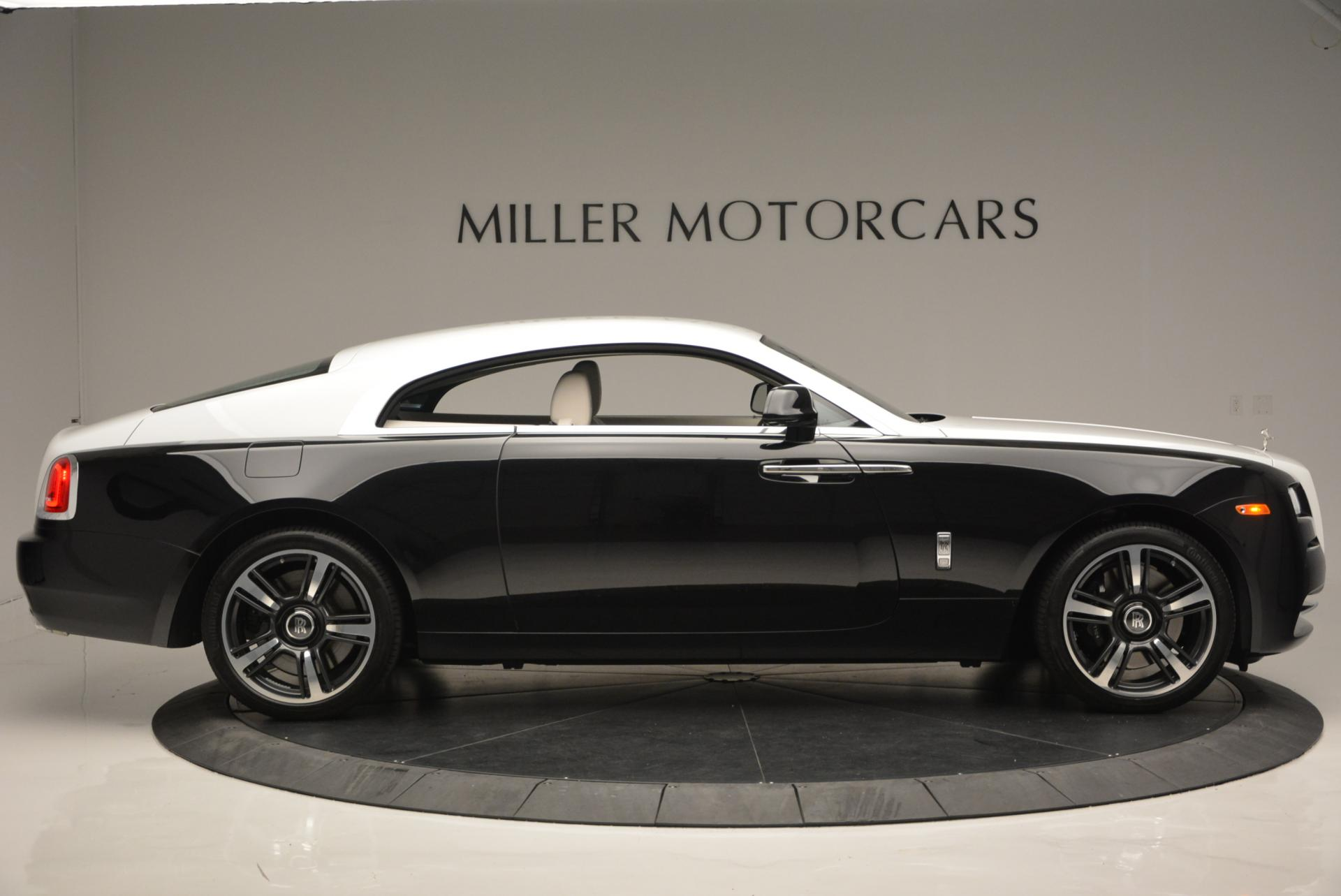 New 2016 Rolls-Royce Wraith  For Sale In Greenwich, CT 216_p9