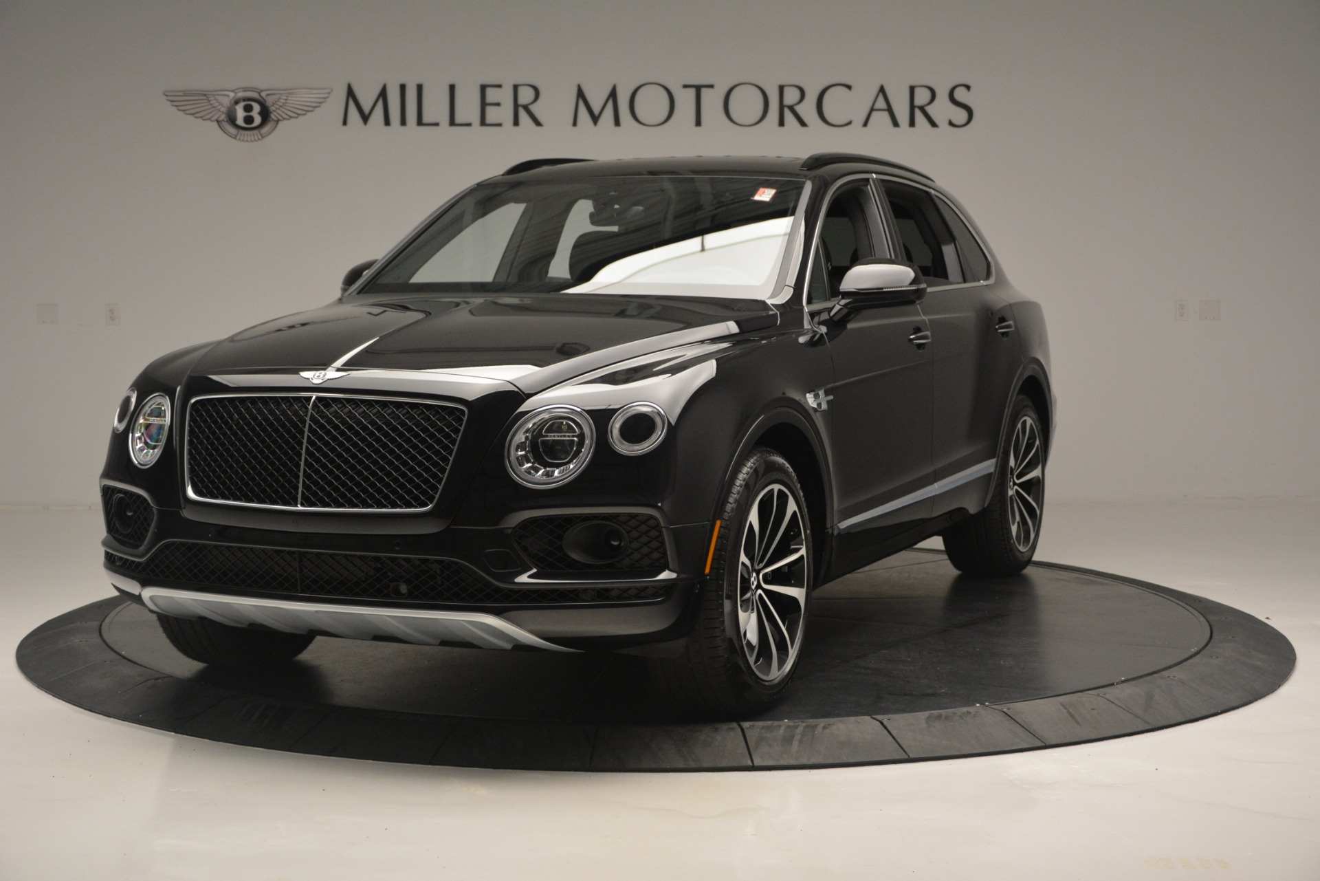 New 2019 Bentley Bentayga V8 For Sale In Greenwich, CT 2160_main