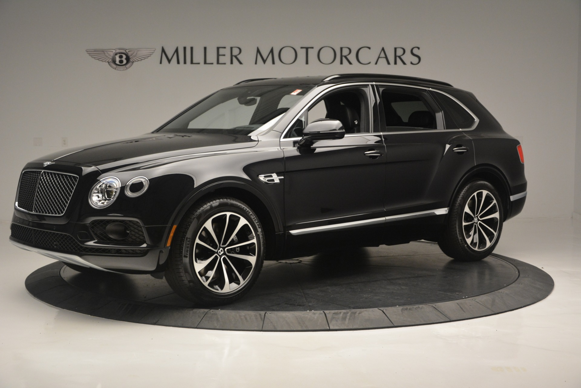 New 2019 Bentley Bentayga V8 For Sale In Greenwich, CT 2160_p2