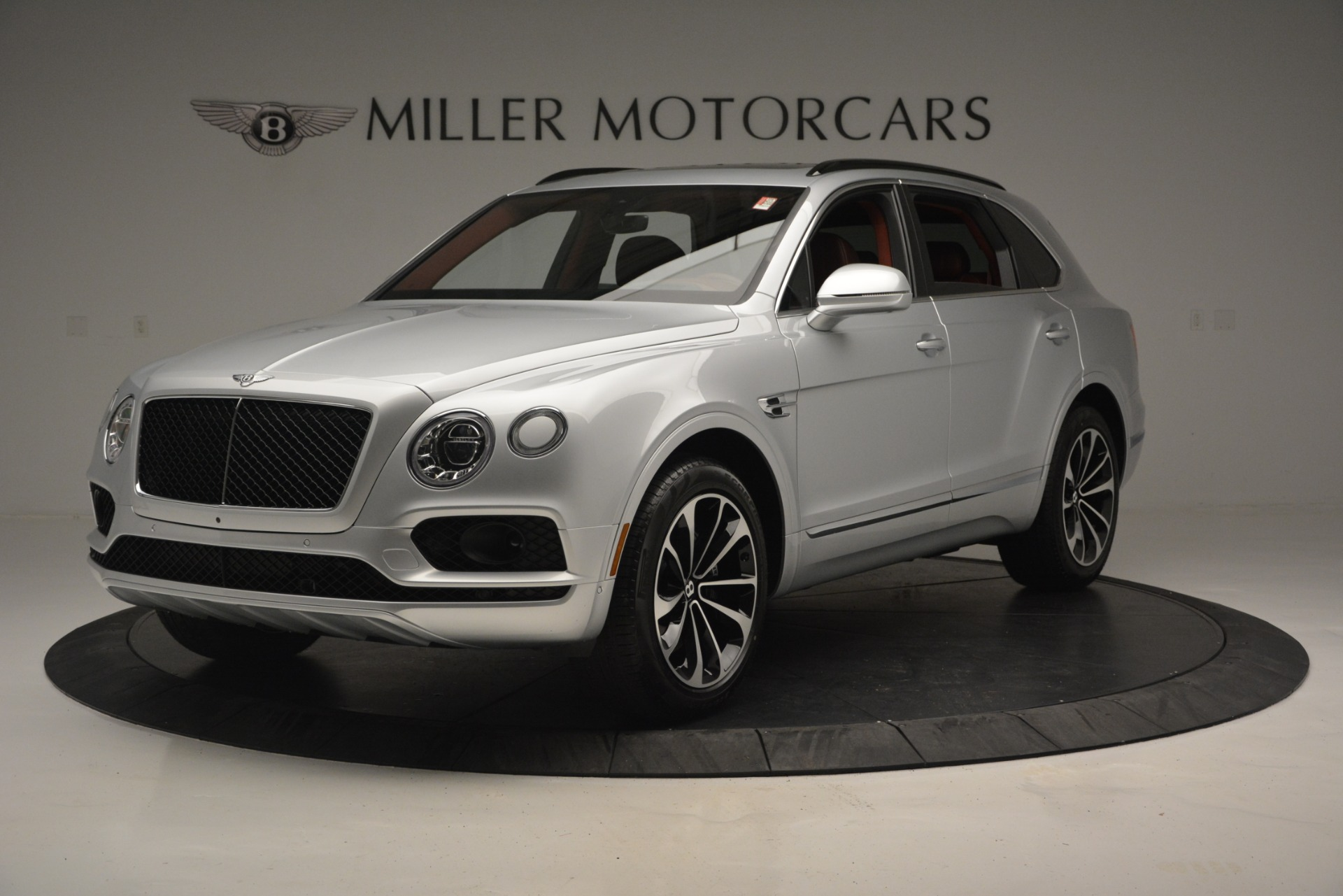 New 2019 Bentley Bentayga V8 For Sale In Greenwich, CT 2161_main