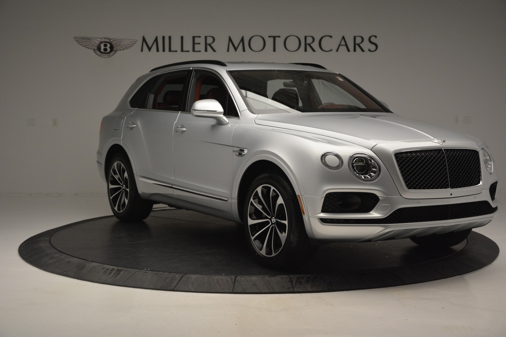 New 2019 Bentley Bentayga V8 For Sale In Greenwich, CT 2161_p11