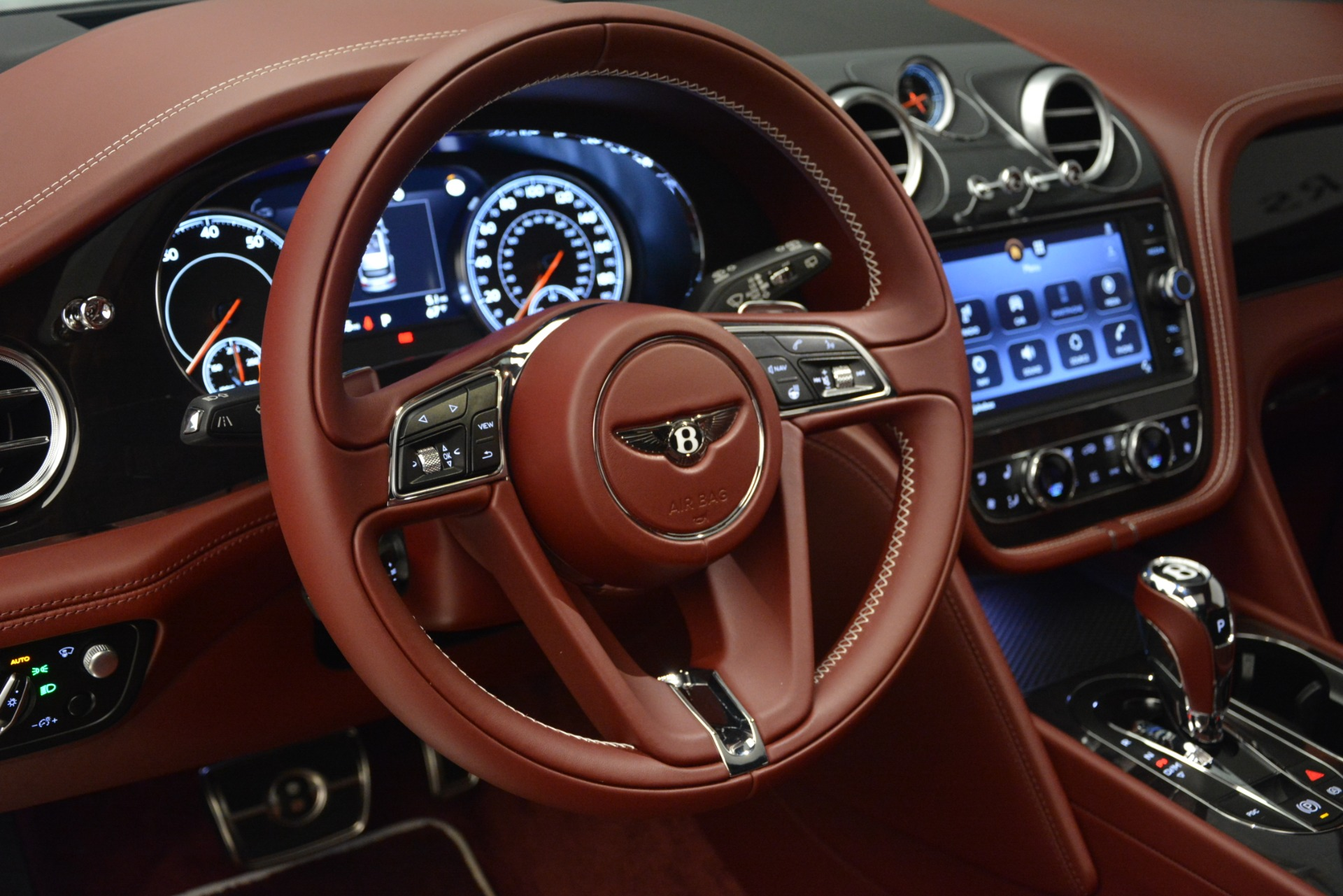 New 2019 Bentley Bentayga V8 For Sale In Greenwich, CT 2161_p21