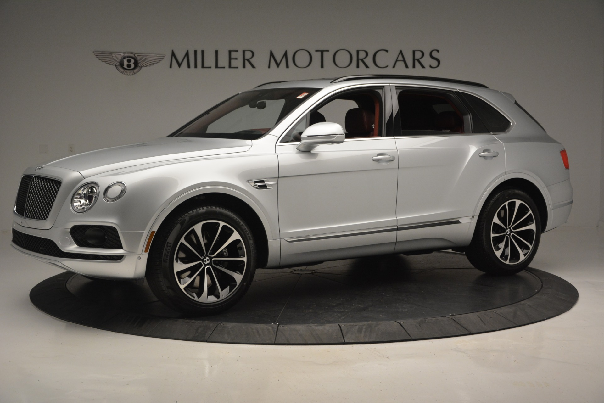 New 2019 Bentley Bentayga V8 For Sale In Greenwich, CT 2161_p2