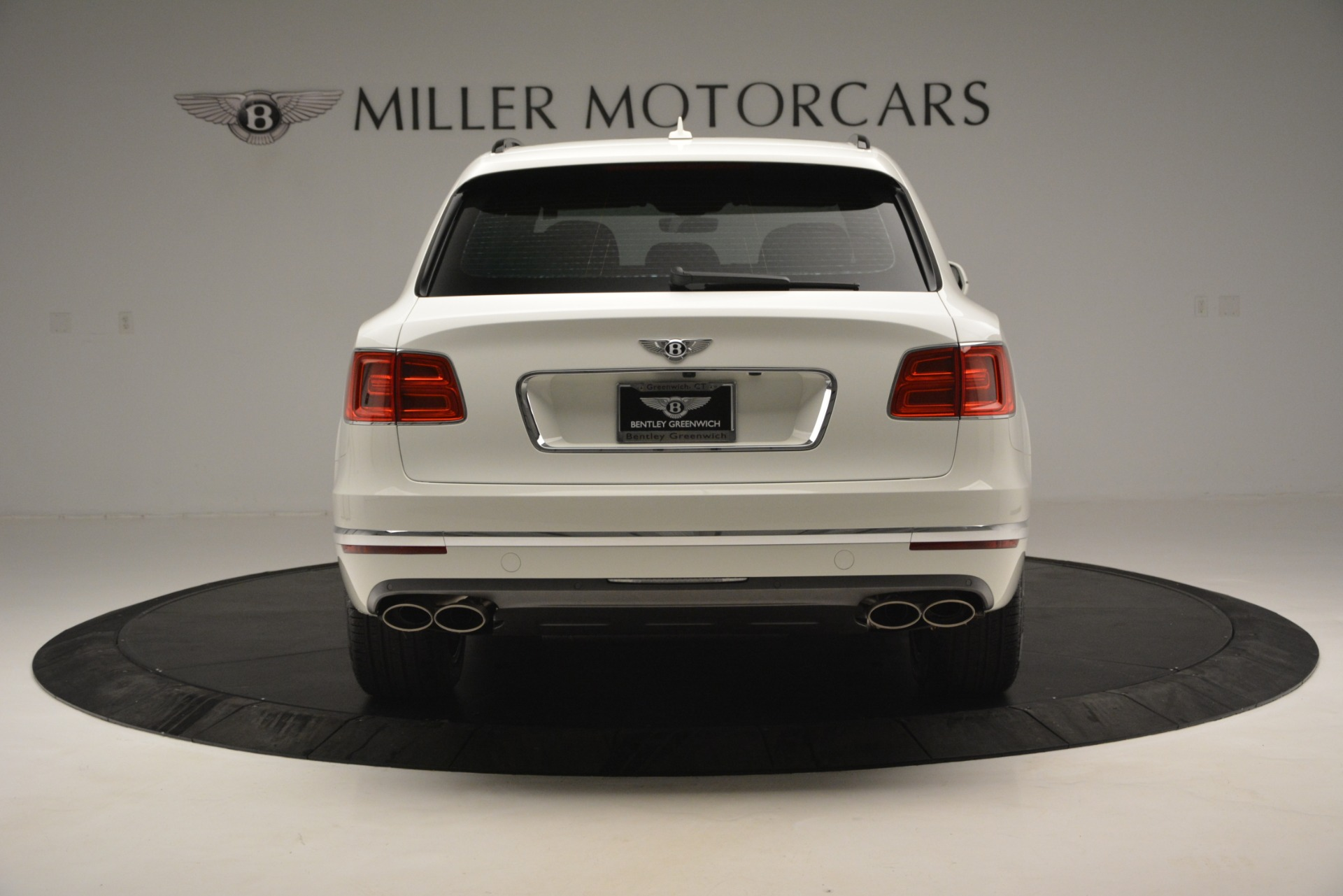 Used 2019 Bentley Bentayga V8 For Sale In Greenwich, CT 2162_p5