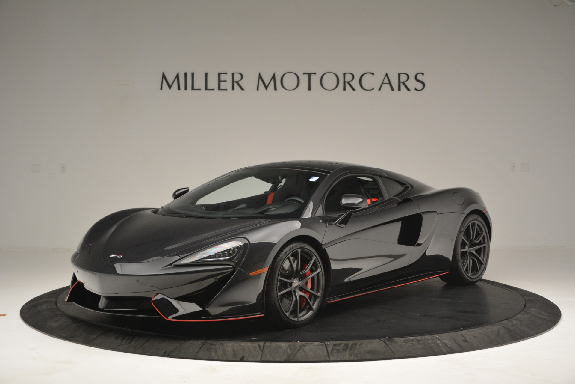 Used 2018 McLaren 570GT  For Sale In Greenwich, CT 2166_p2