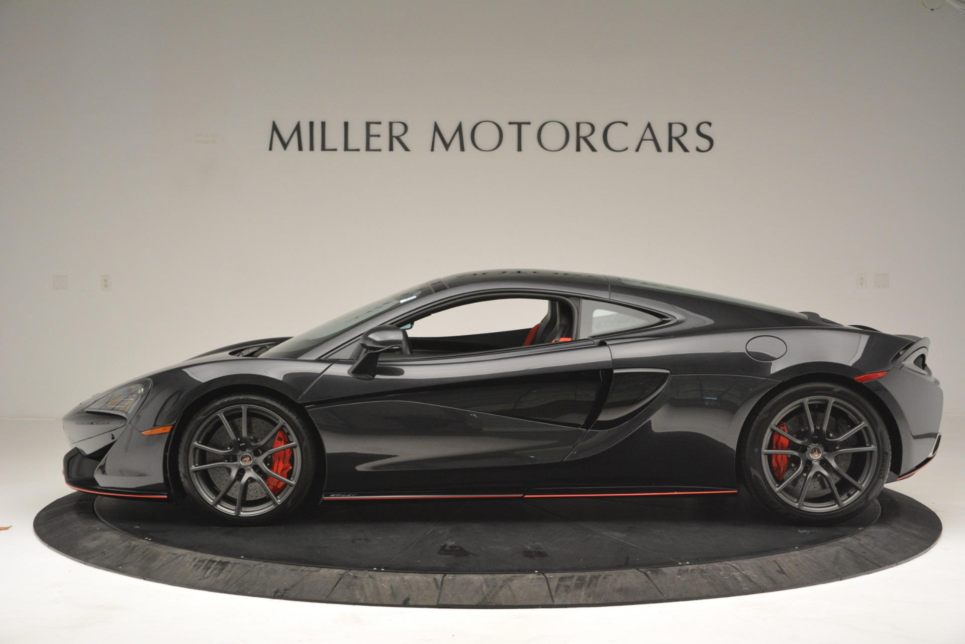 Used 2018 McLaren 570GT  For Sale In Greenwich, CT 2166_p3