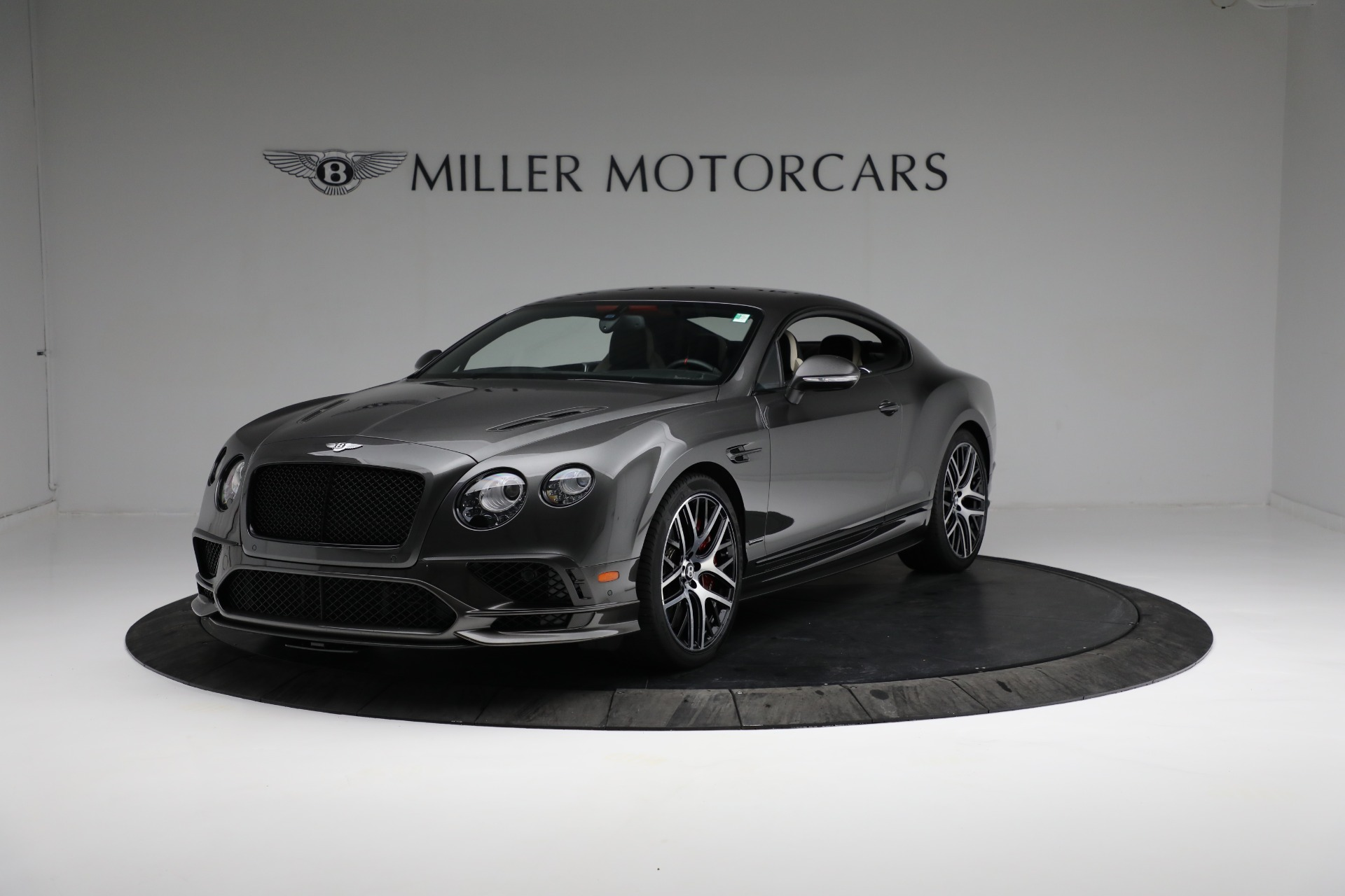 Used 2017 Bentley Continental GT Supersports For Sale In Greenwich, CT 2169_p2