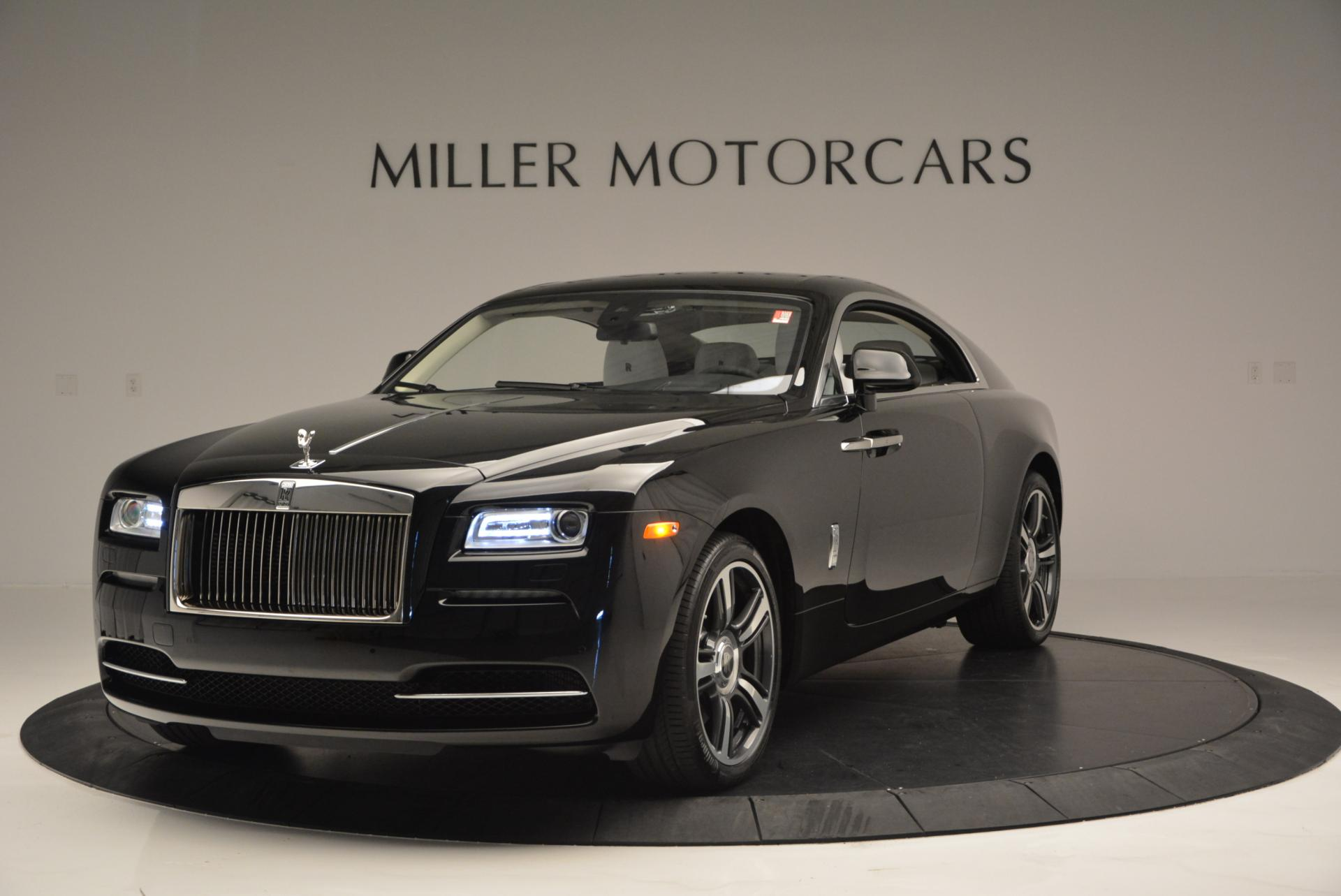 New 2016 Rolls-Royce Wraith  For Sale In Greenwich, CT
