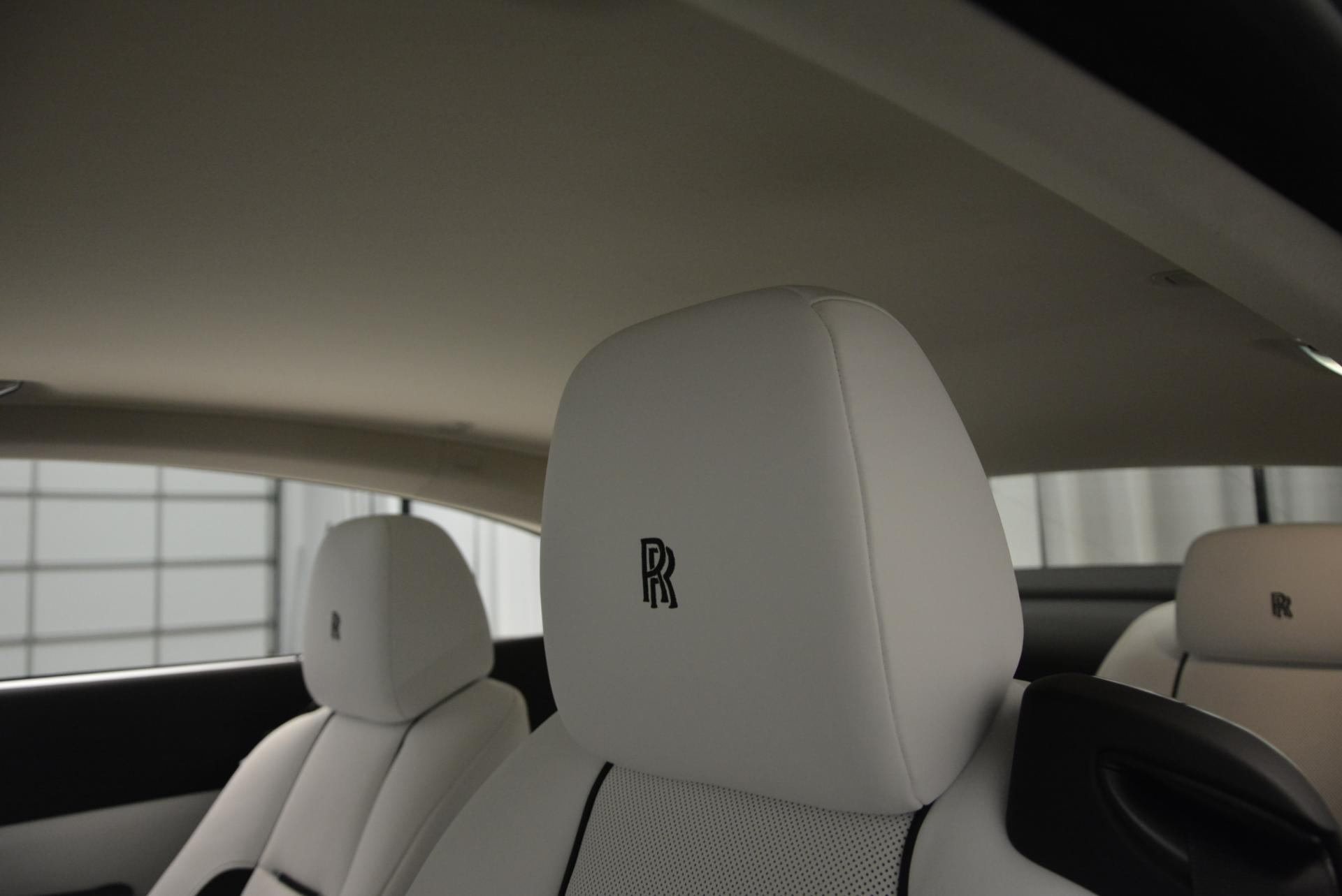 New 2016 Rolls-Royce Wraith  For Sale In Greenwich, CT 217_p18