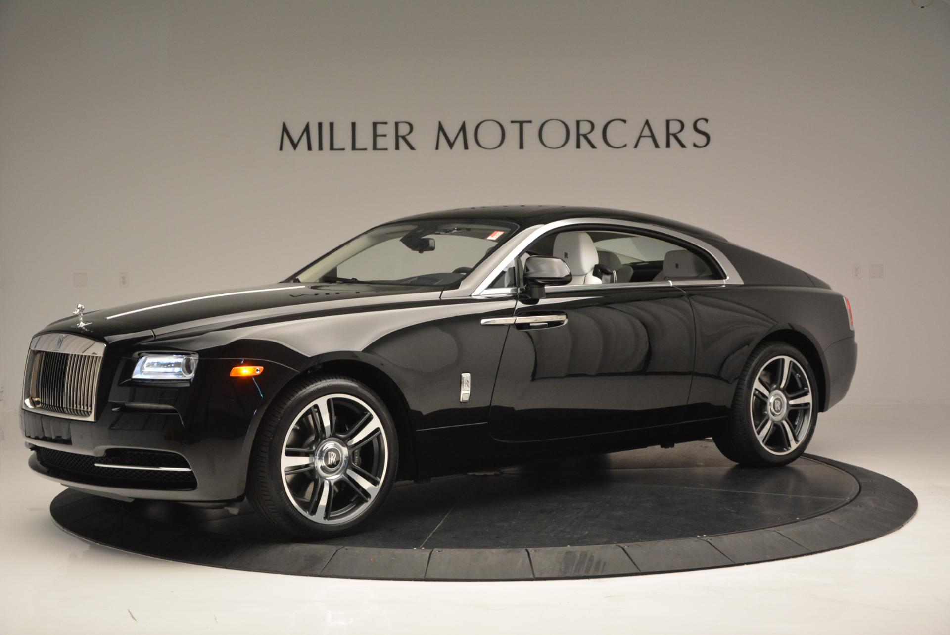 New 2016 Rolls-Royce Wraith  For Sale In Greenwich, CT 217_p2