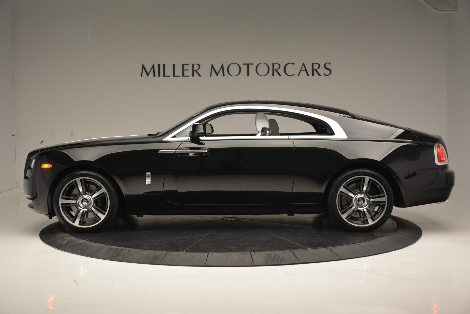 New 2016 Rolls-Royce Wraith  For Sale In Greenwich, CT 217_p3
