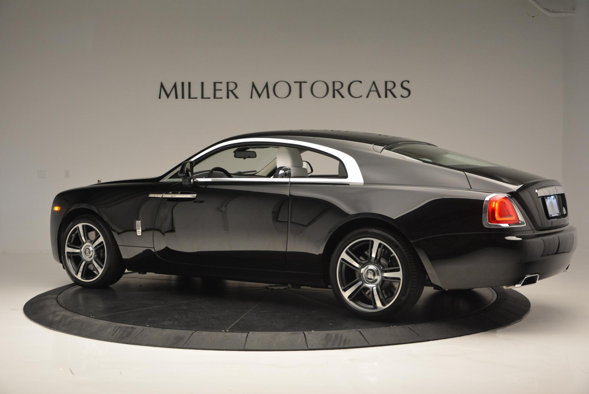 New 2016 Rolls-Royce Wraith  For Sale In Greenwich, CT 217_p4