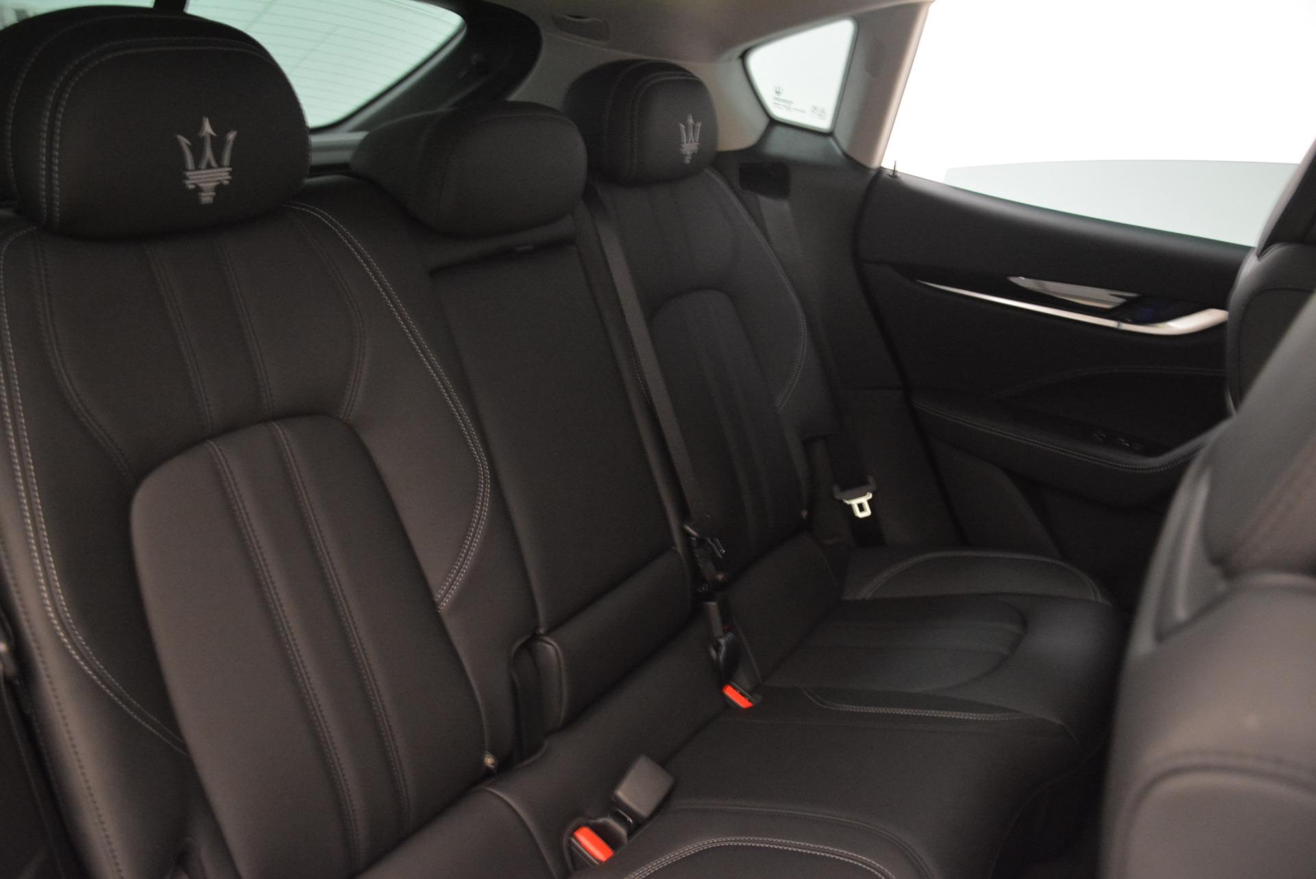 New 2018 Maserati Levante S Q4 GranSport For Sale In Greenwich, CT 2170_p25