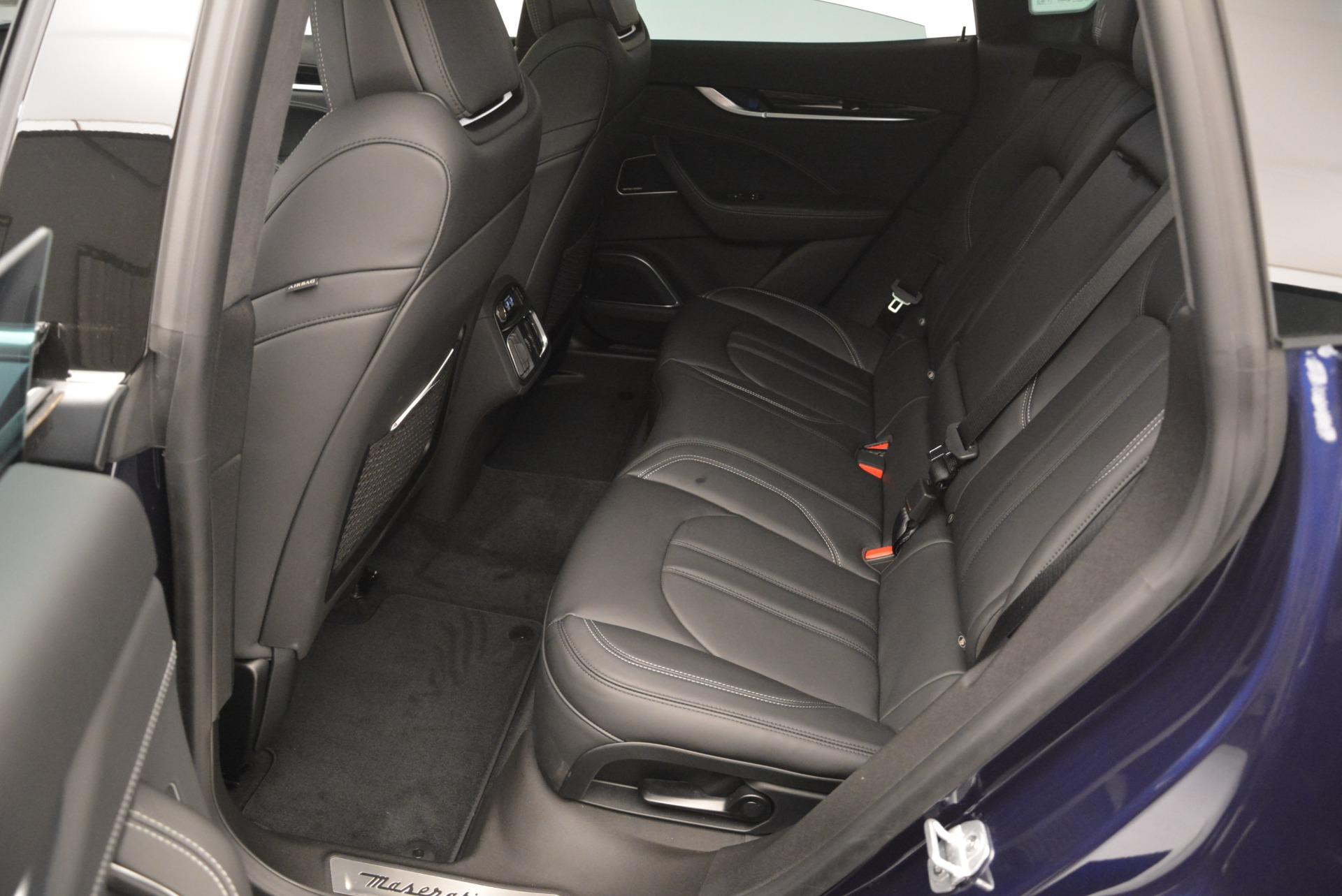 New 2018 Maserati Levante S Q4 GranSport For Sale In Greenwich, CT 2171_p20