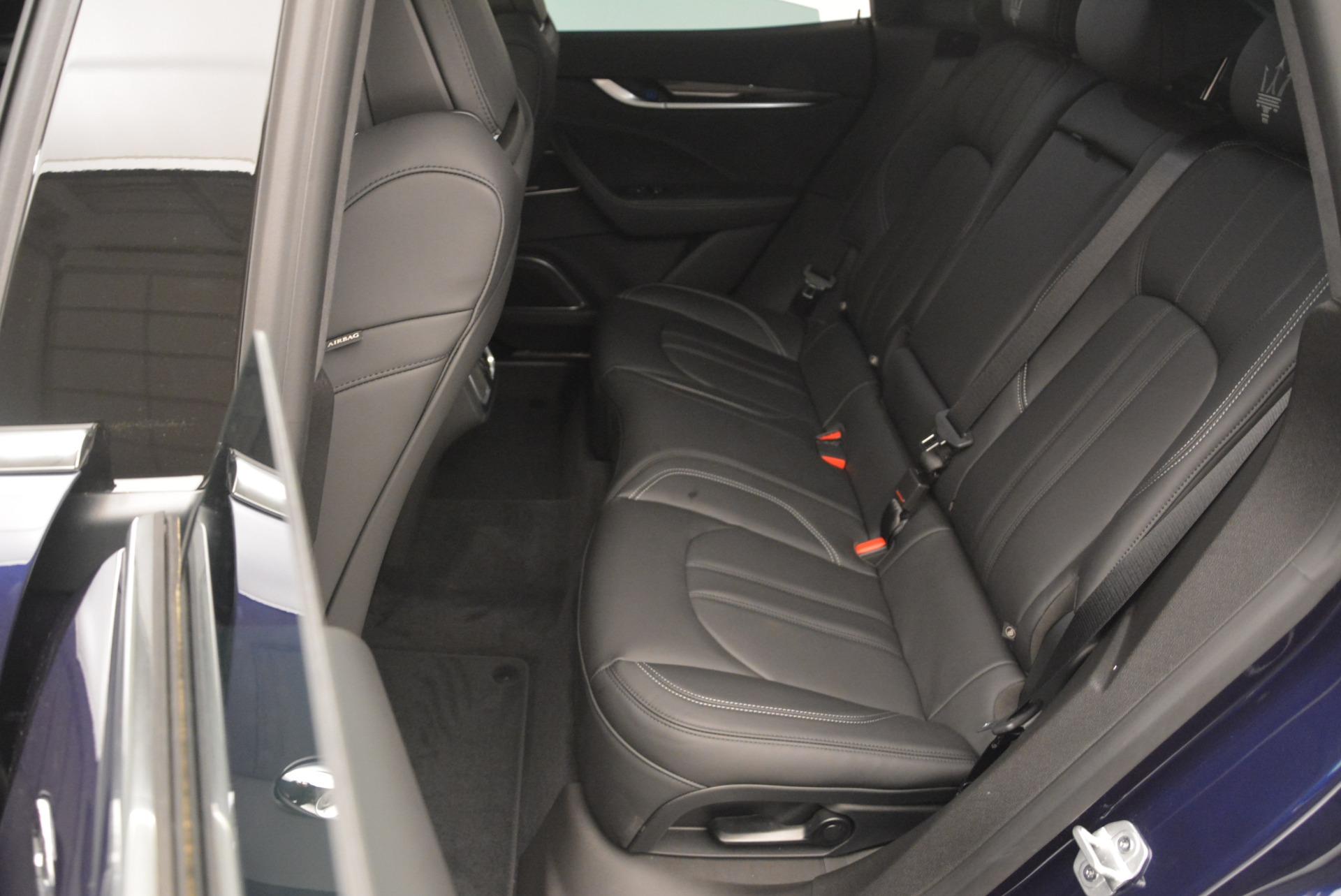 New 2018 Maserati Levante S Q4 GranSport For Sale In Greenwich, CT 2171_p22
