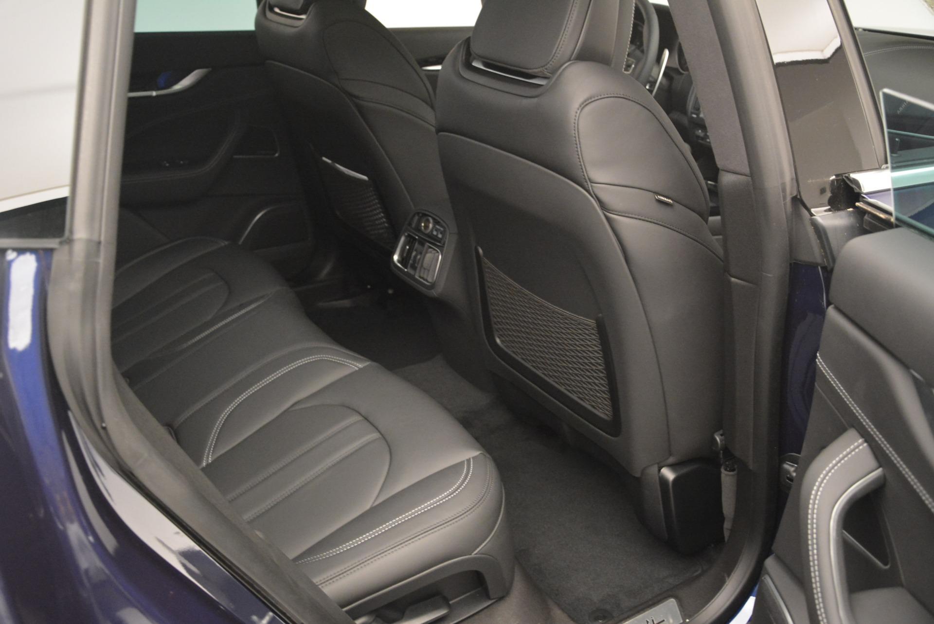 New 2018 Maserati Levante S Q4 GranSport For Sale In Greenwich, CT 2171_p26
