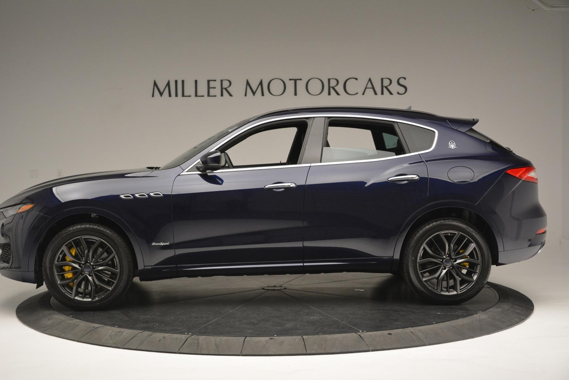 New 2018 Maserati Levante S Q4 GranSport For Sale In Greenwich, CT 2171_p3