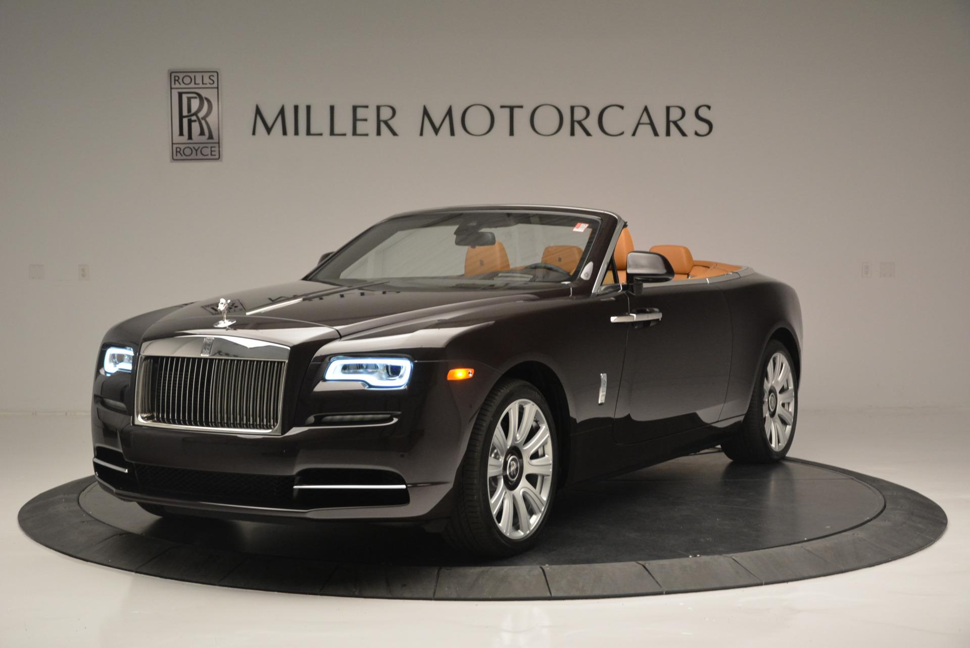 Used 2018 Rolls-Royce Dawn  For Sale In Greenwich, CT 2178_main