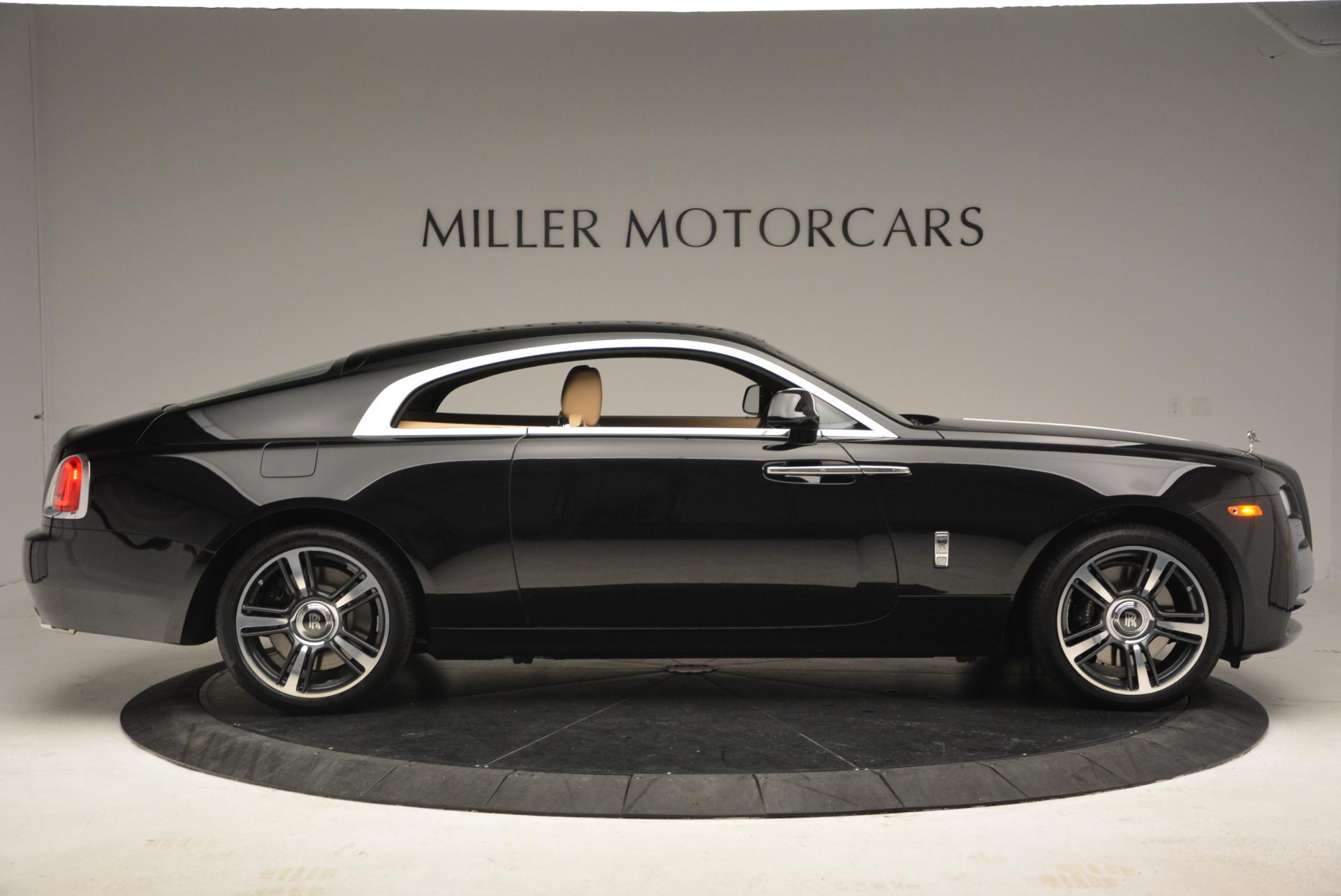 New 2016 Rolls-Royce Wraith  For Sale In Greenwich, CT 218_p10