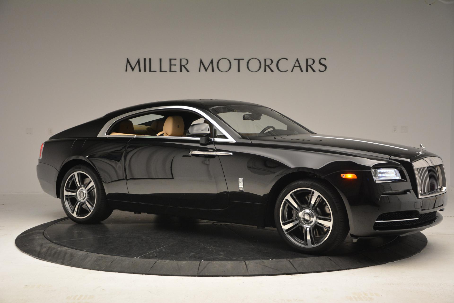 New 2016 Rolls-Royce Wraith  For Sale In Greenwich, CT 218_p11