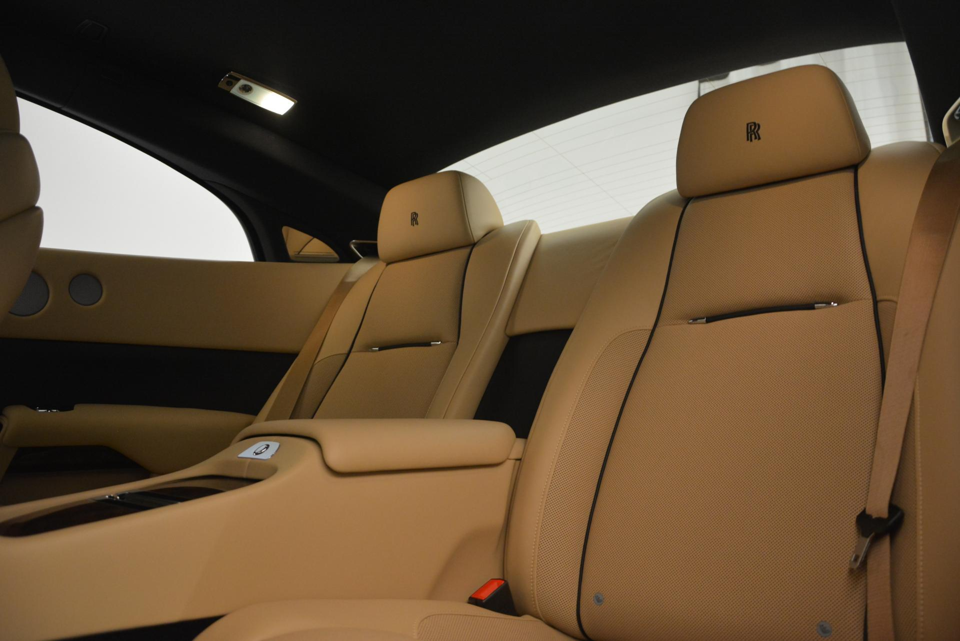 New 2016 Rolls-Royce Wraith  For Sale In Greenwich, CT 218_p21