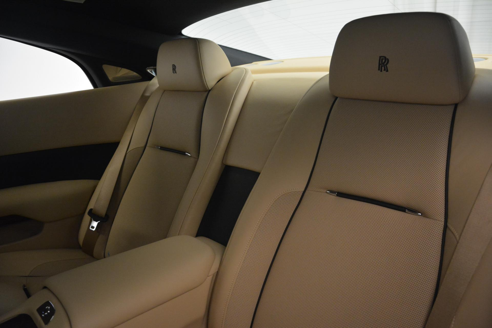 New 2016 Rolls-Royce Wraith  For Sale In Greenwich, CT 218_p26