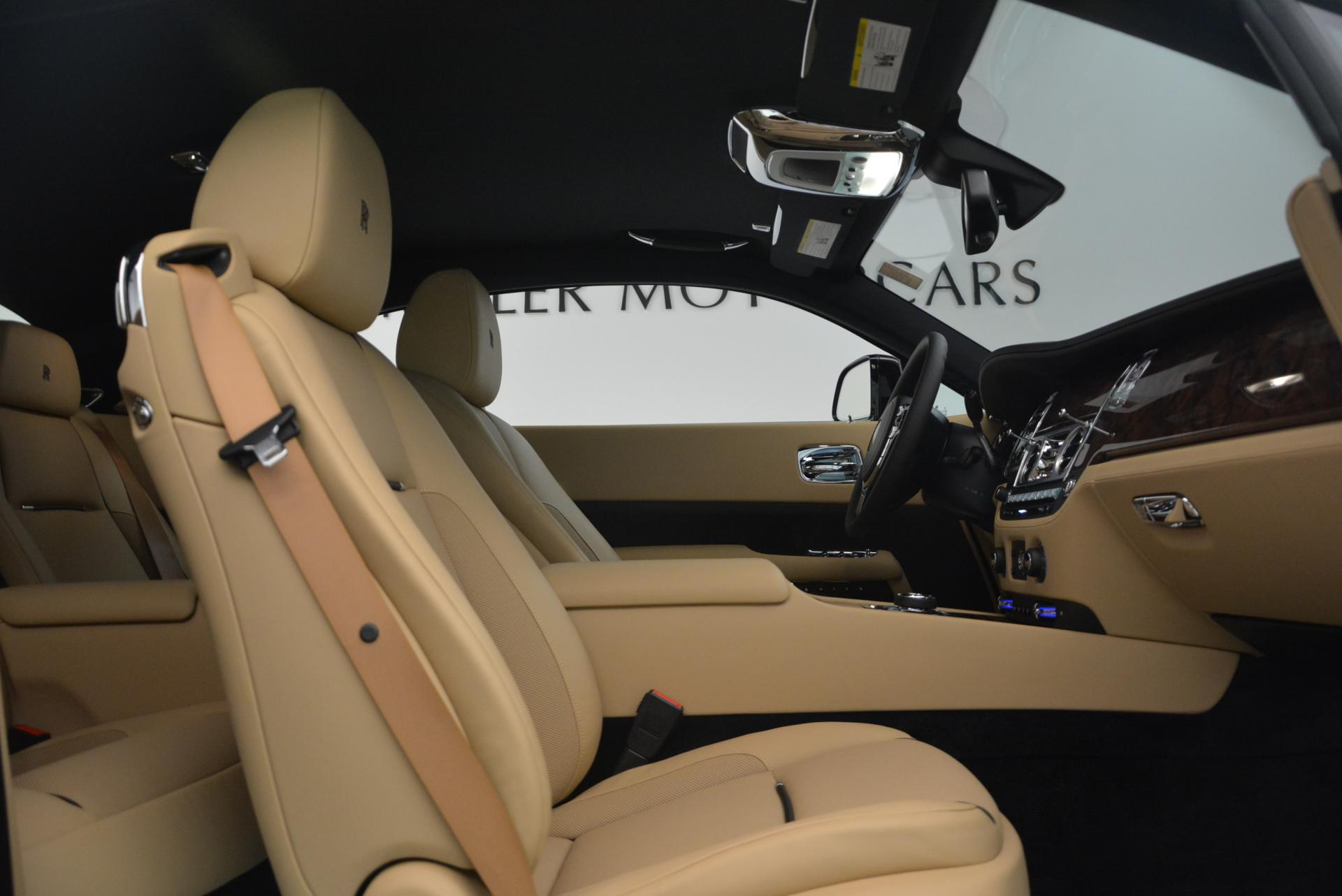 New 2016 Rolls-Royce Wraith  For Sale In Greenwich, CT 218_p29