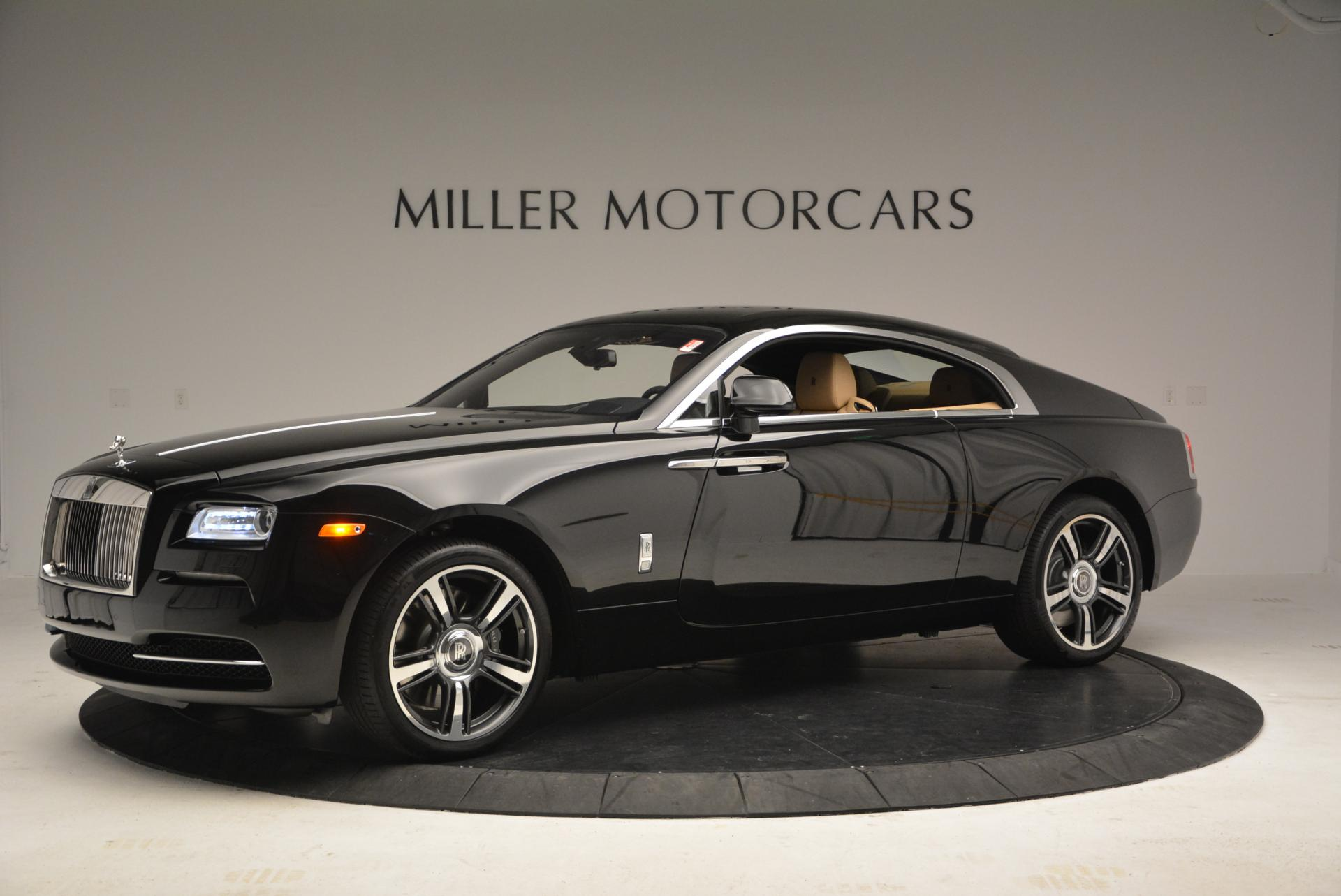 New 2016 Rolls-Royce Wraith  For Sale In Greenwich, CT 218_p2