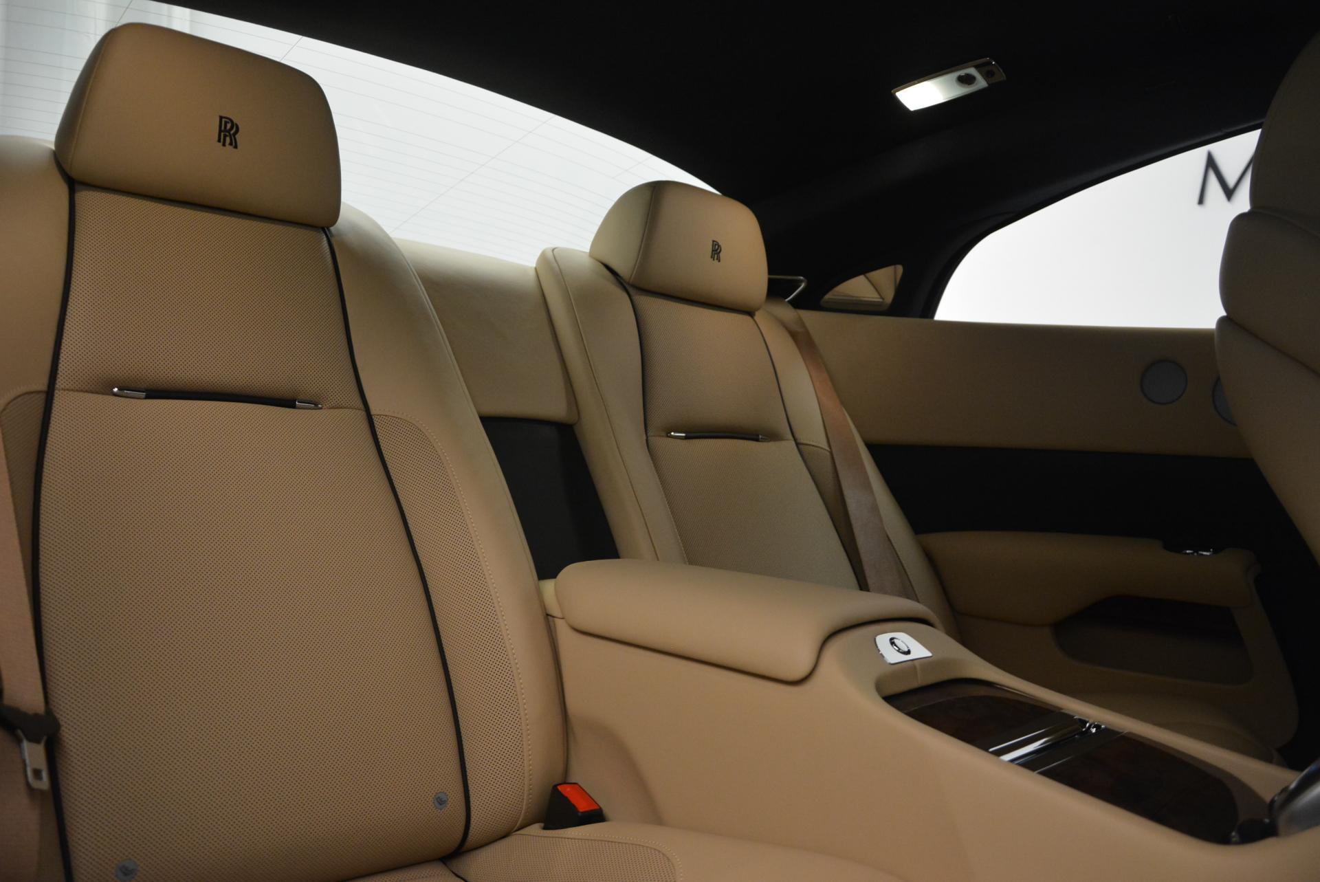 New 2016 Rolls-Royce Wraith  For Sale In Greenwich, CT 218_p31